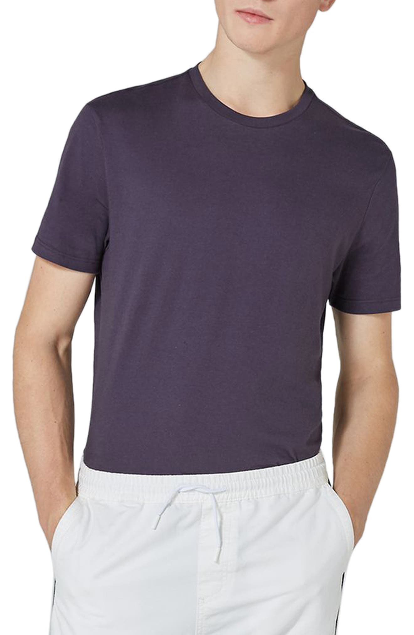 Slim Fit Crewneck T-Shirt,                             Main thumbnail 17, color,