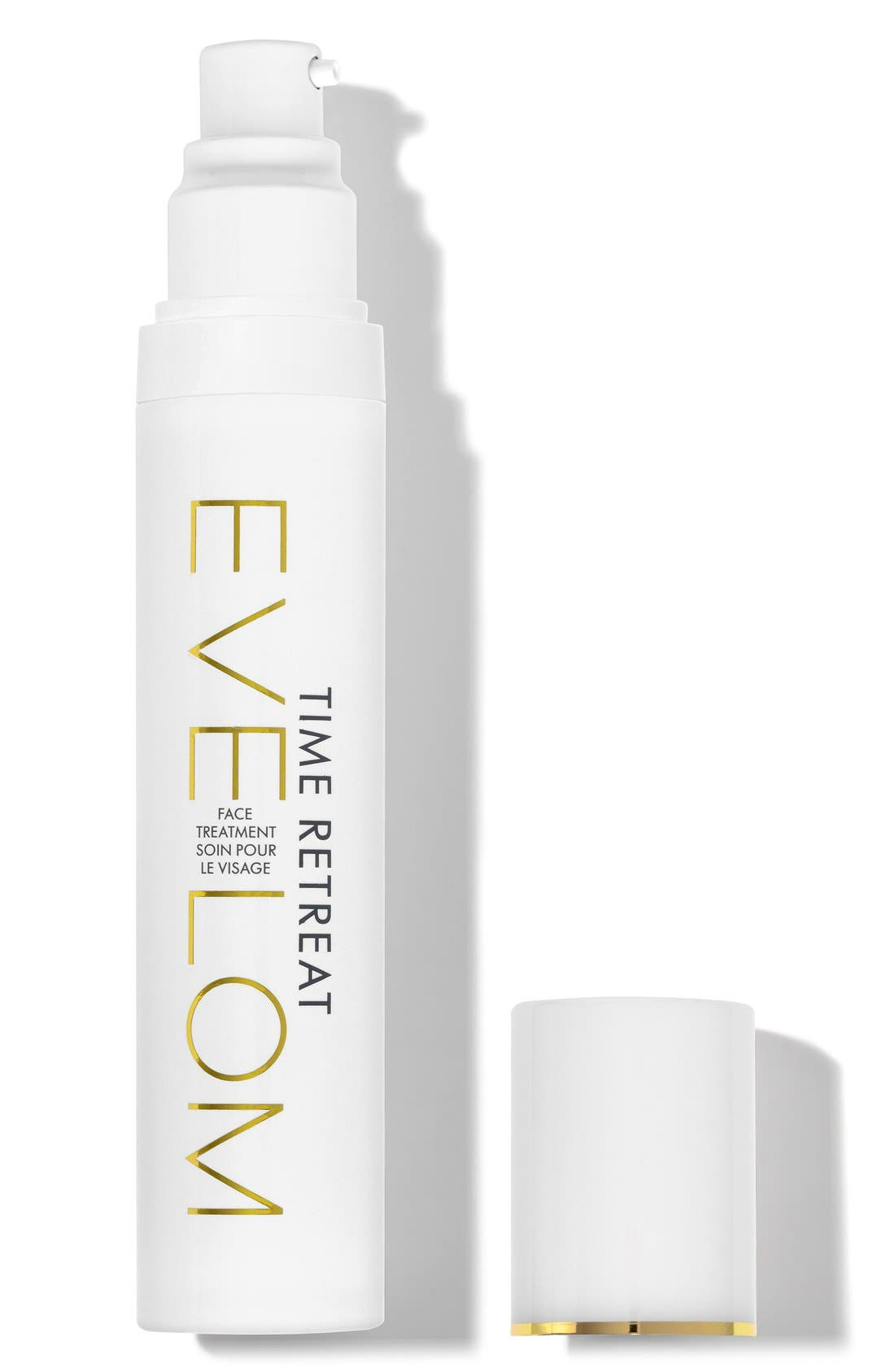 EVE LOM,                             SPACE.NK.apothecary EVE LOM Time Retreat Face Treatment,                             Main thumbnail 1, color,                             NO COLOR