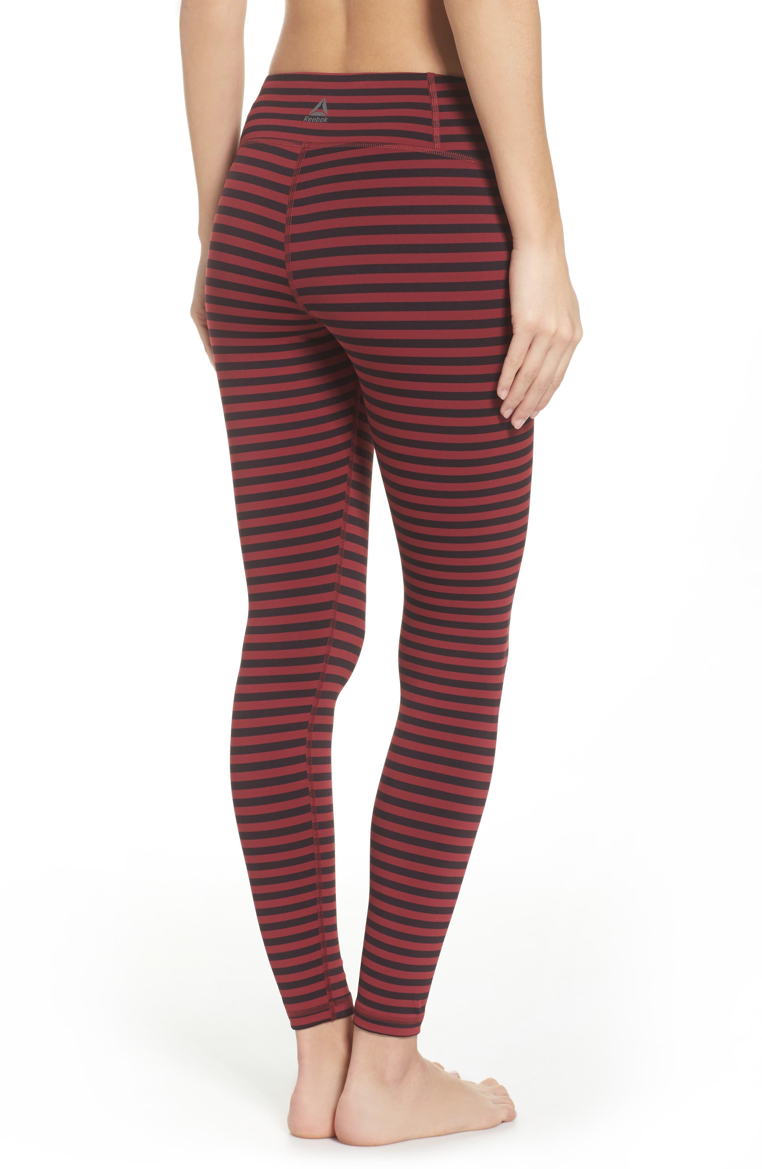 Stripe 7/8 Leggings,                             Alternate thumbnail 2, color,                             601