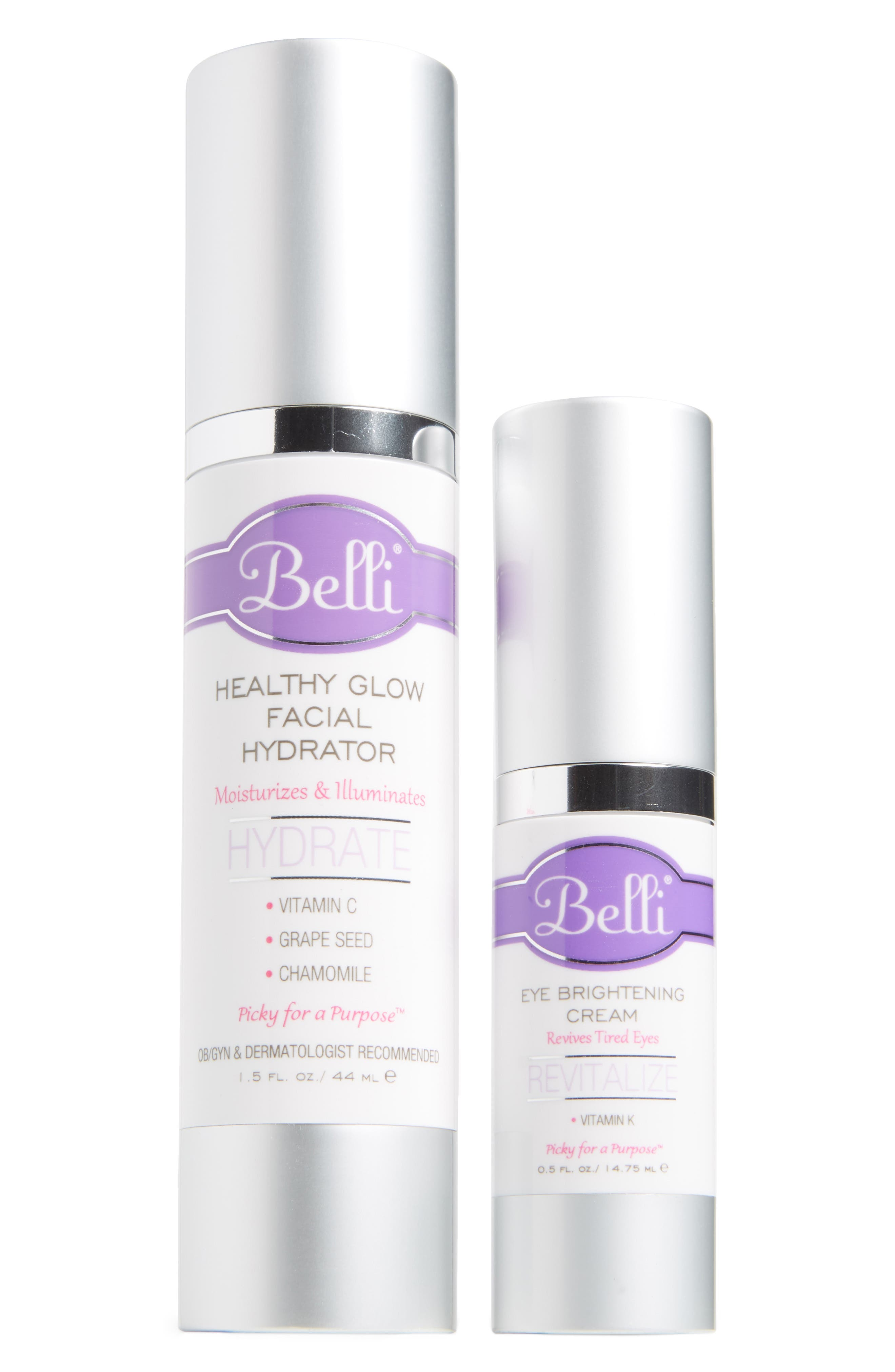 Belli Skincare Maternity Vitamin Enriched Brightening Duo