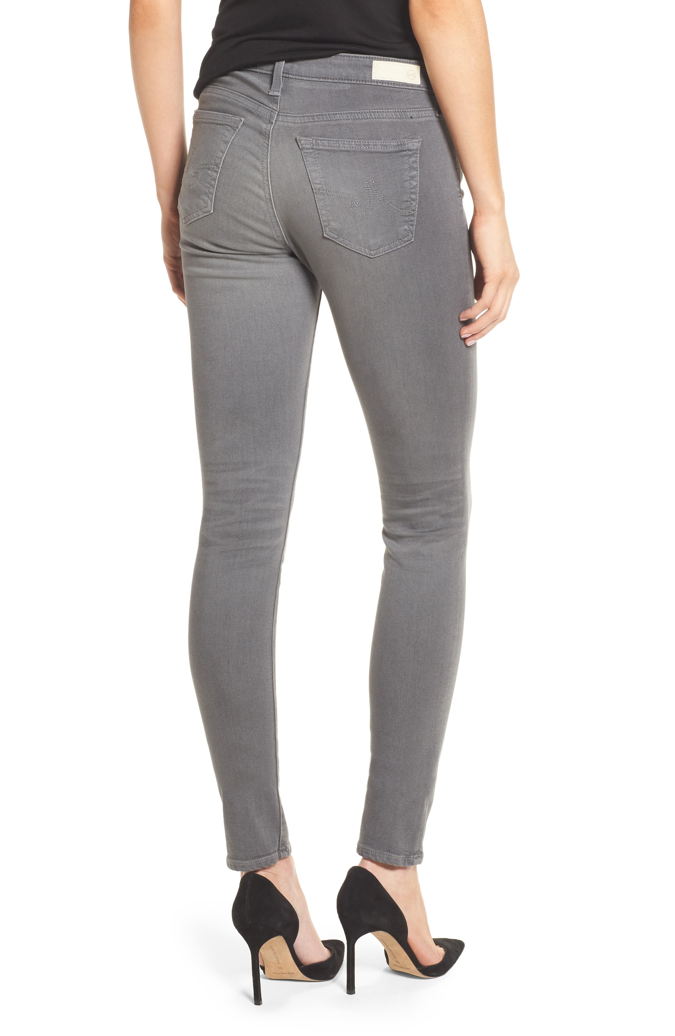 The Legging Super Skinny Jeans,                             Alternate thumbnail 2, color,                             026