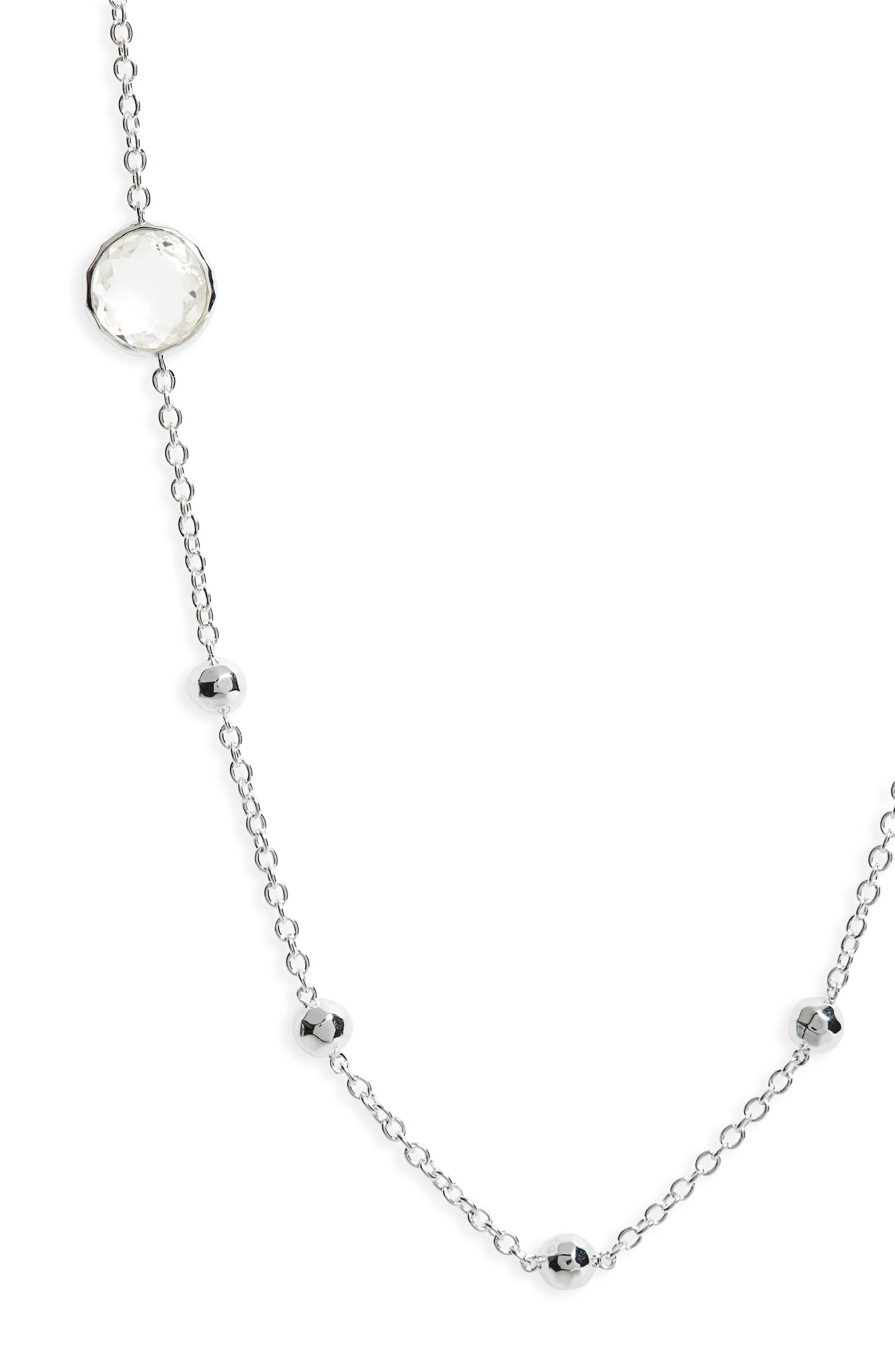 'Rock Candy - Mini Lollipop' Long Necklace,                             Alternate thumbnail 2, color,                             048