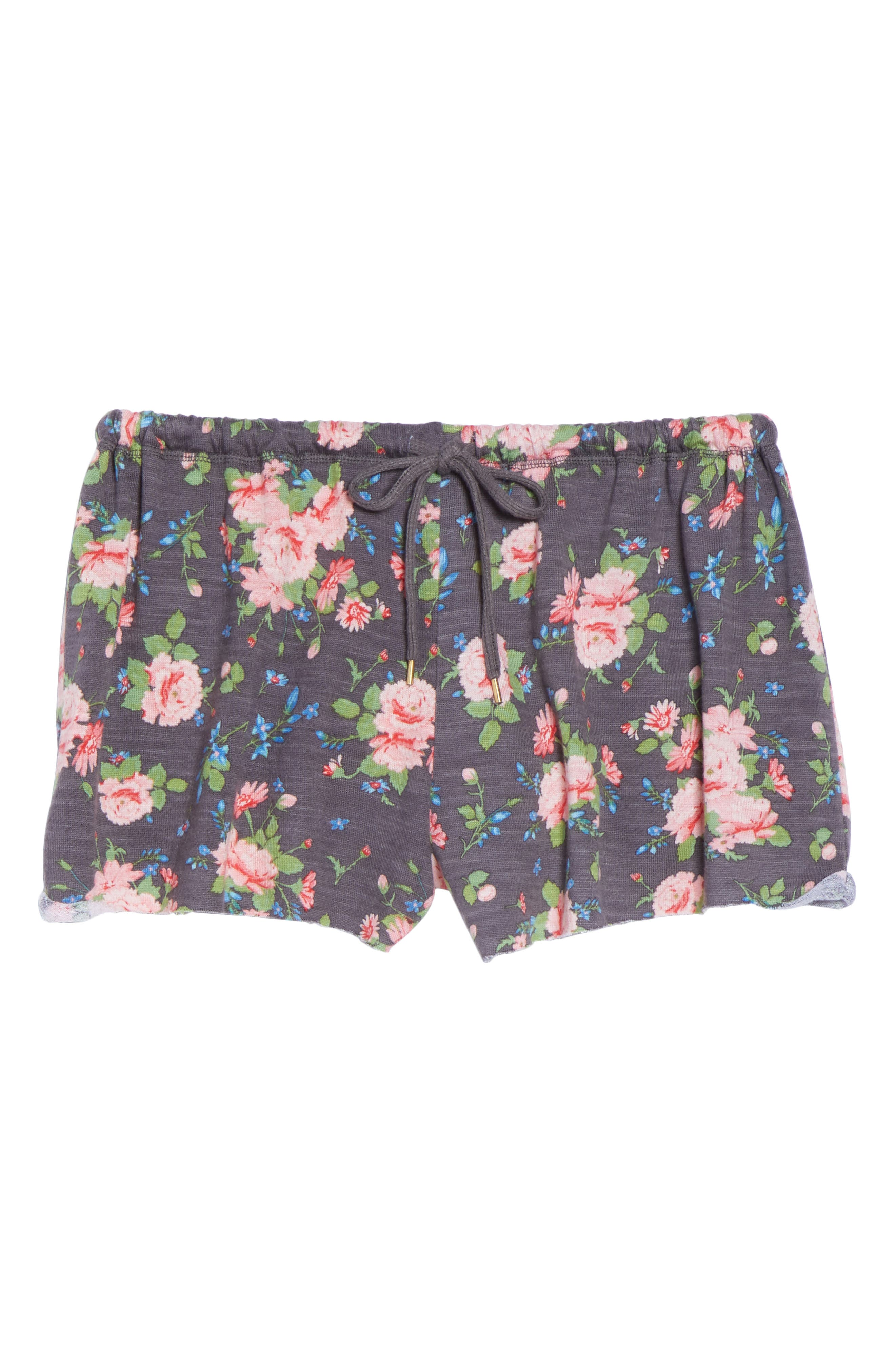 French Terry Lounge Shorts,                             Alternate thumbnail 12, color,