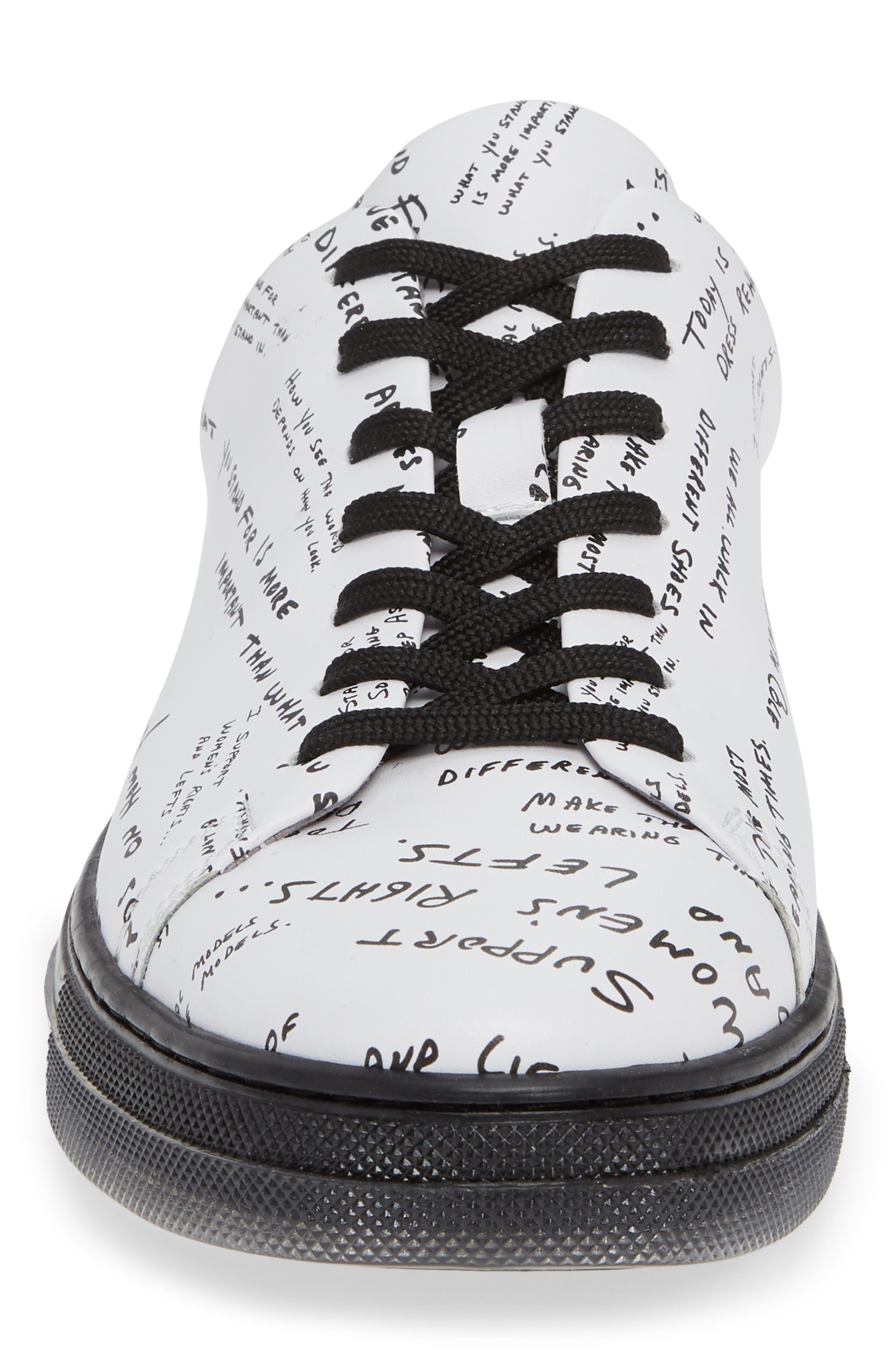 Colvin Low Sneaker,                             Alternate thumbnail 4, color,                             110