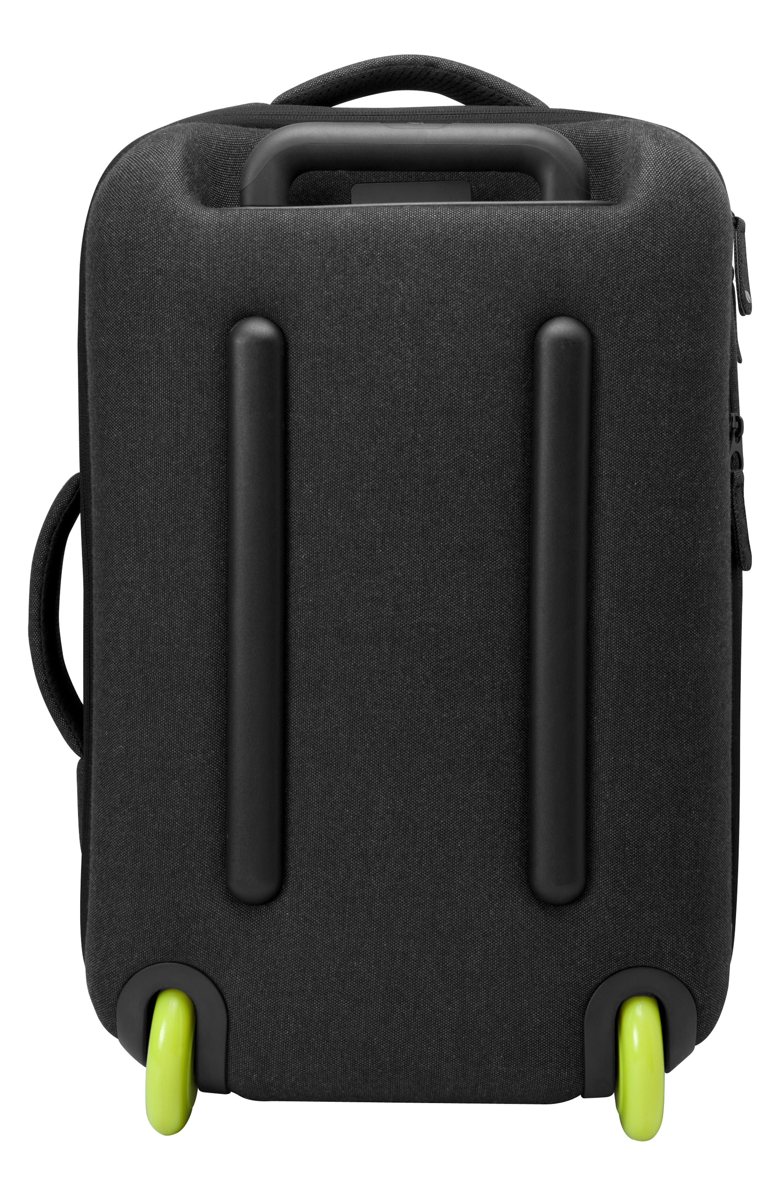 INCASE DESIGNS,                             EO Wheeled 24-Inch Suitcase,                             Alternate thumbnail 4, color,                             BLACK