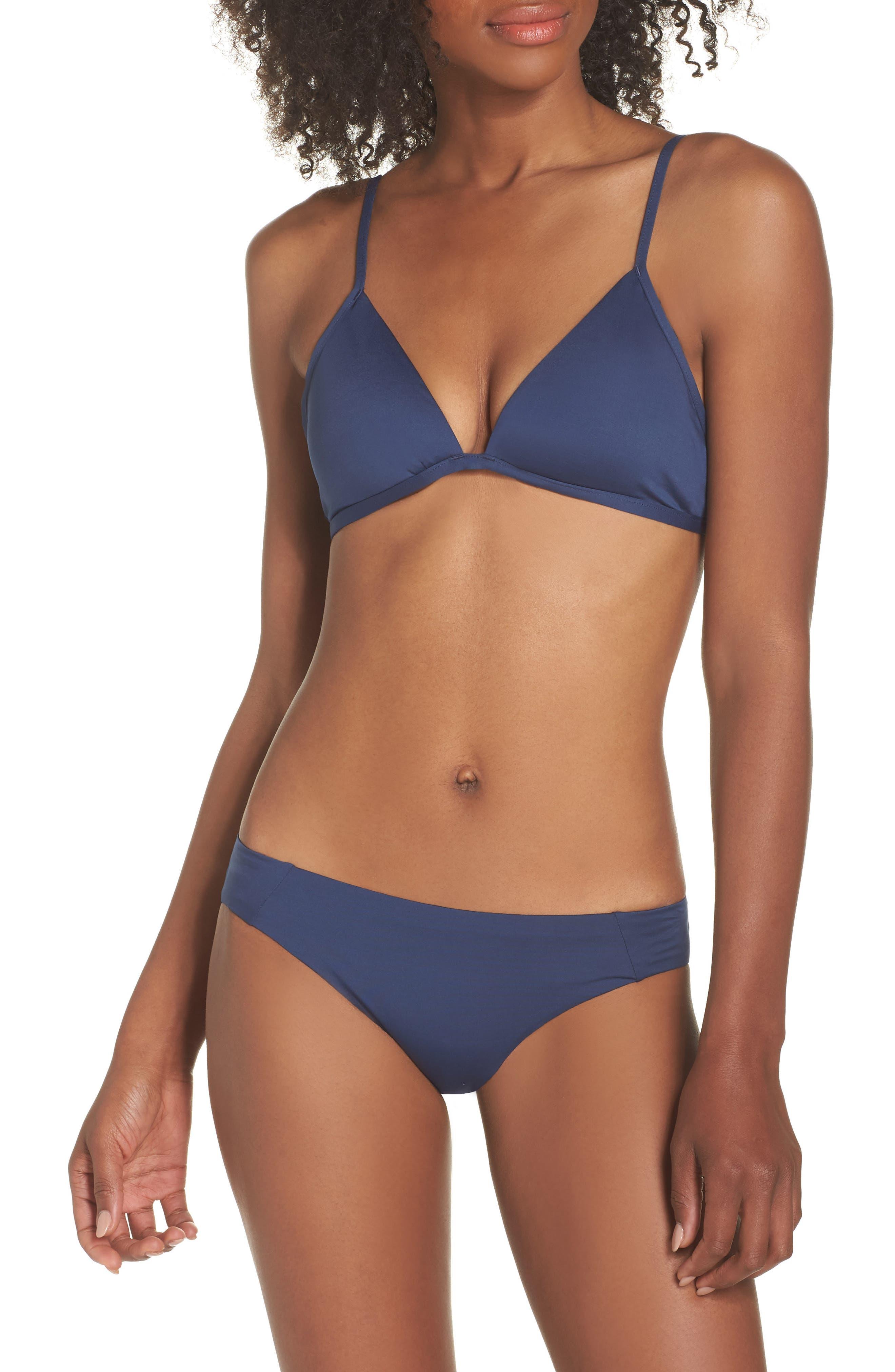 Kupala Bikini Top,                             Alternate thumbnail 7, color,                             STONE BLUE