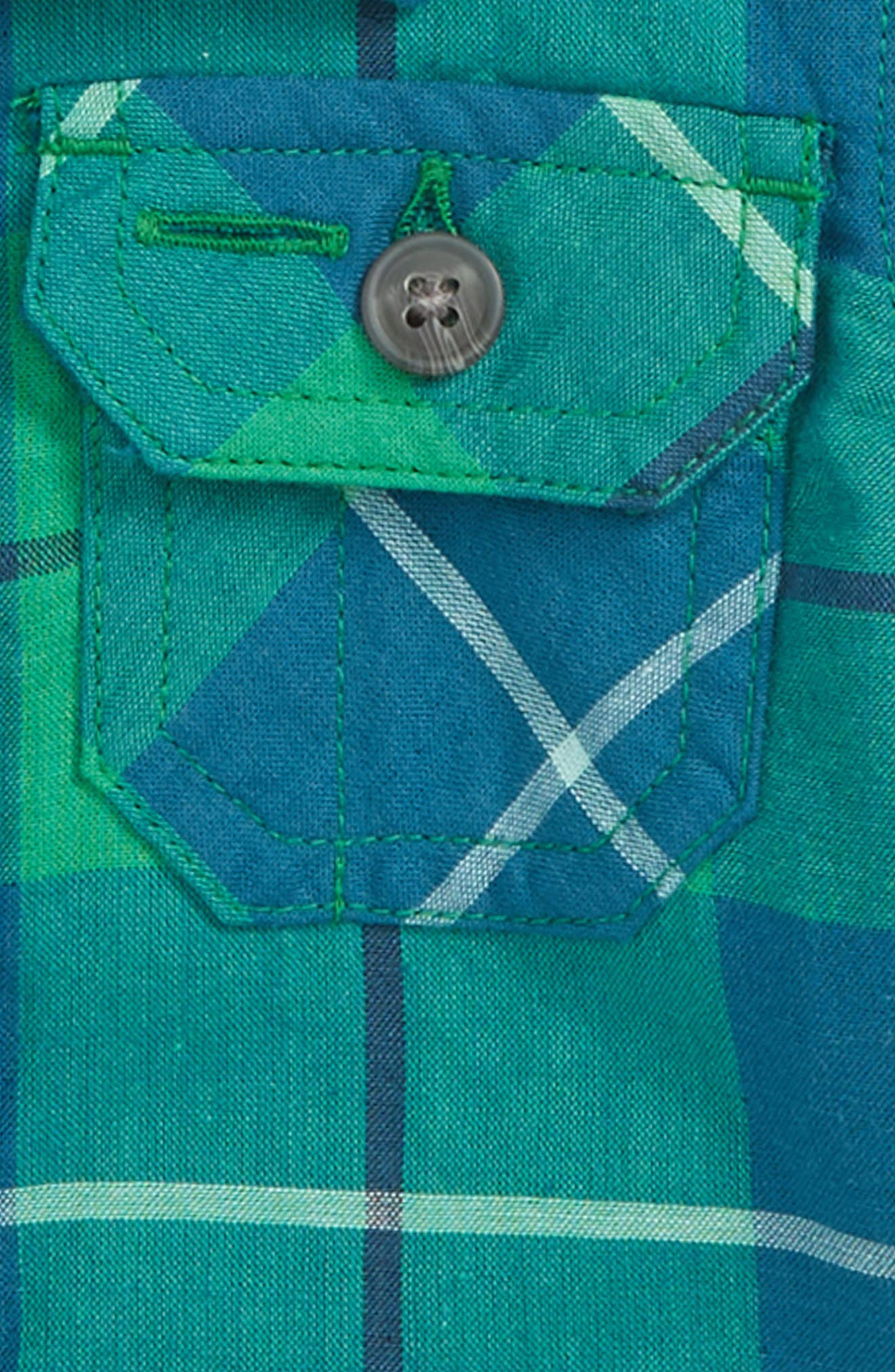 Plaid Shirt,                             Alternate thumbnail 2, color,                             TARTAN PLAID