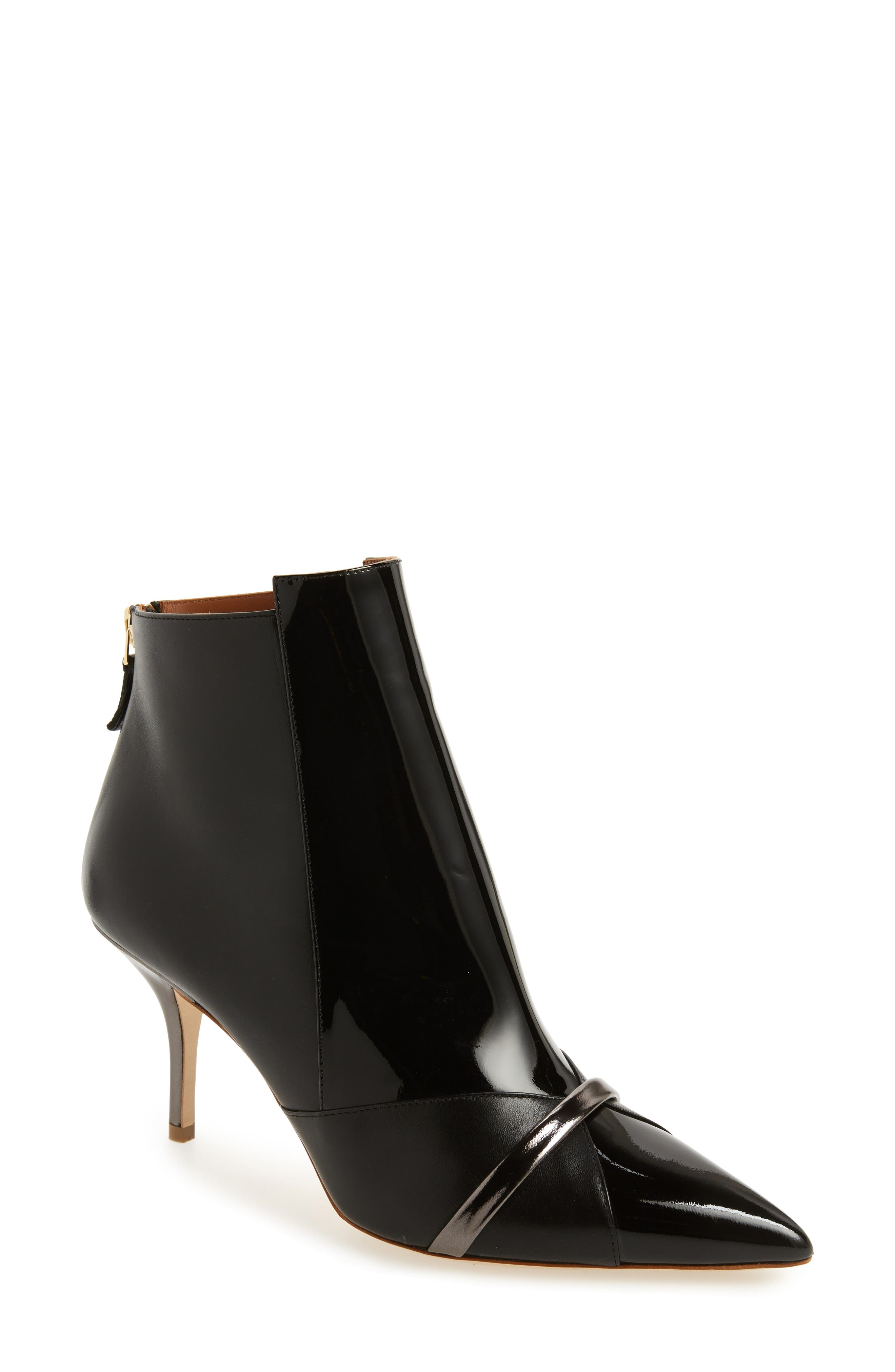 Romee Bootie,                             Main thumbnail 1, color,                             BLACK/ ANTHRACITE