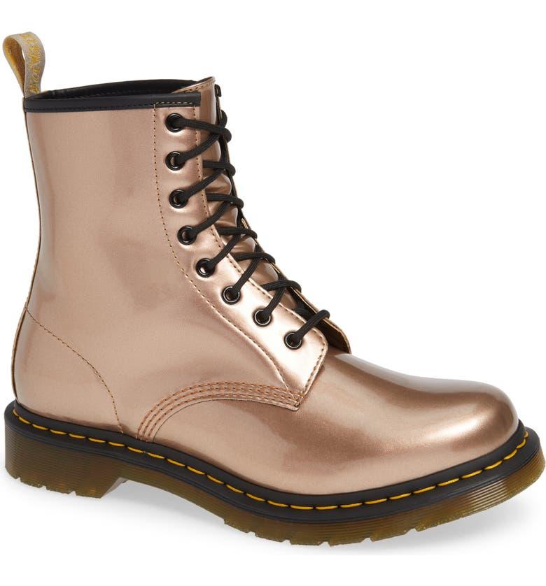 Dr. Martens 1460 Chrome Boot (Women)  168acac7bd8