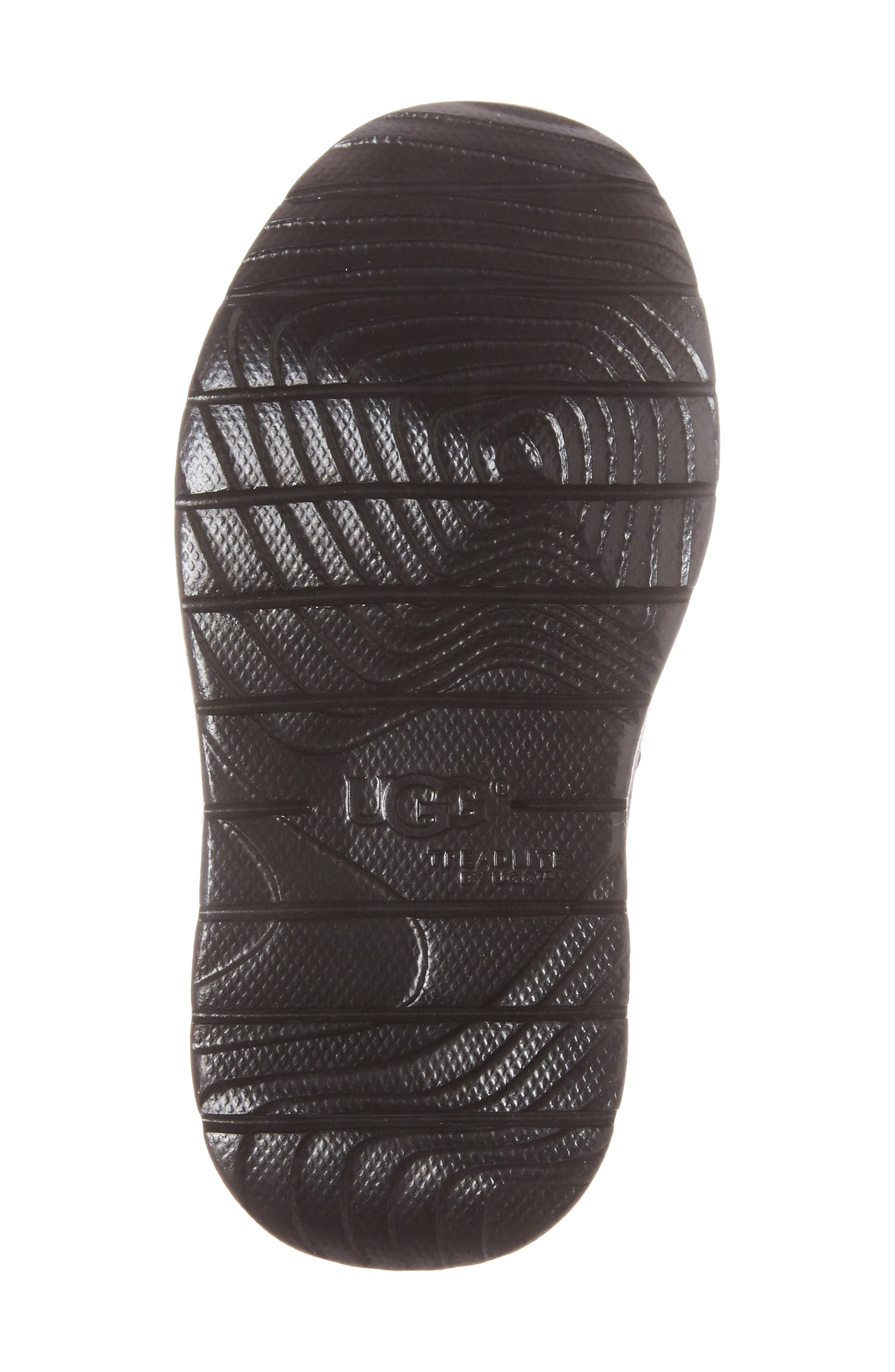 Canoe Water-Resistant Bootie,                             Alternate thumbnail 6, color,                             001