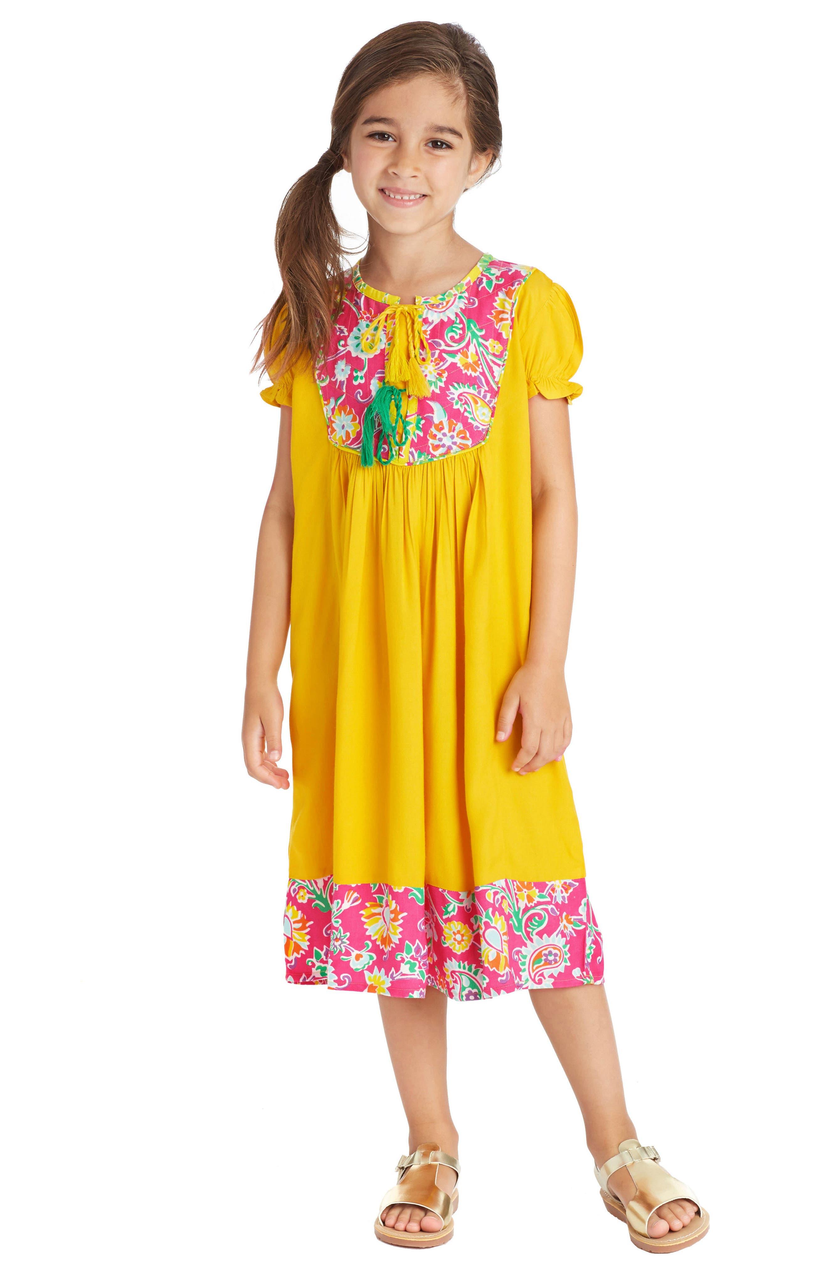 Haveli Dress,                             Alternate thumbnail 2, color,                             700