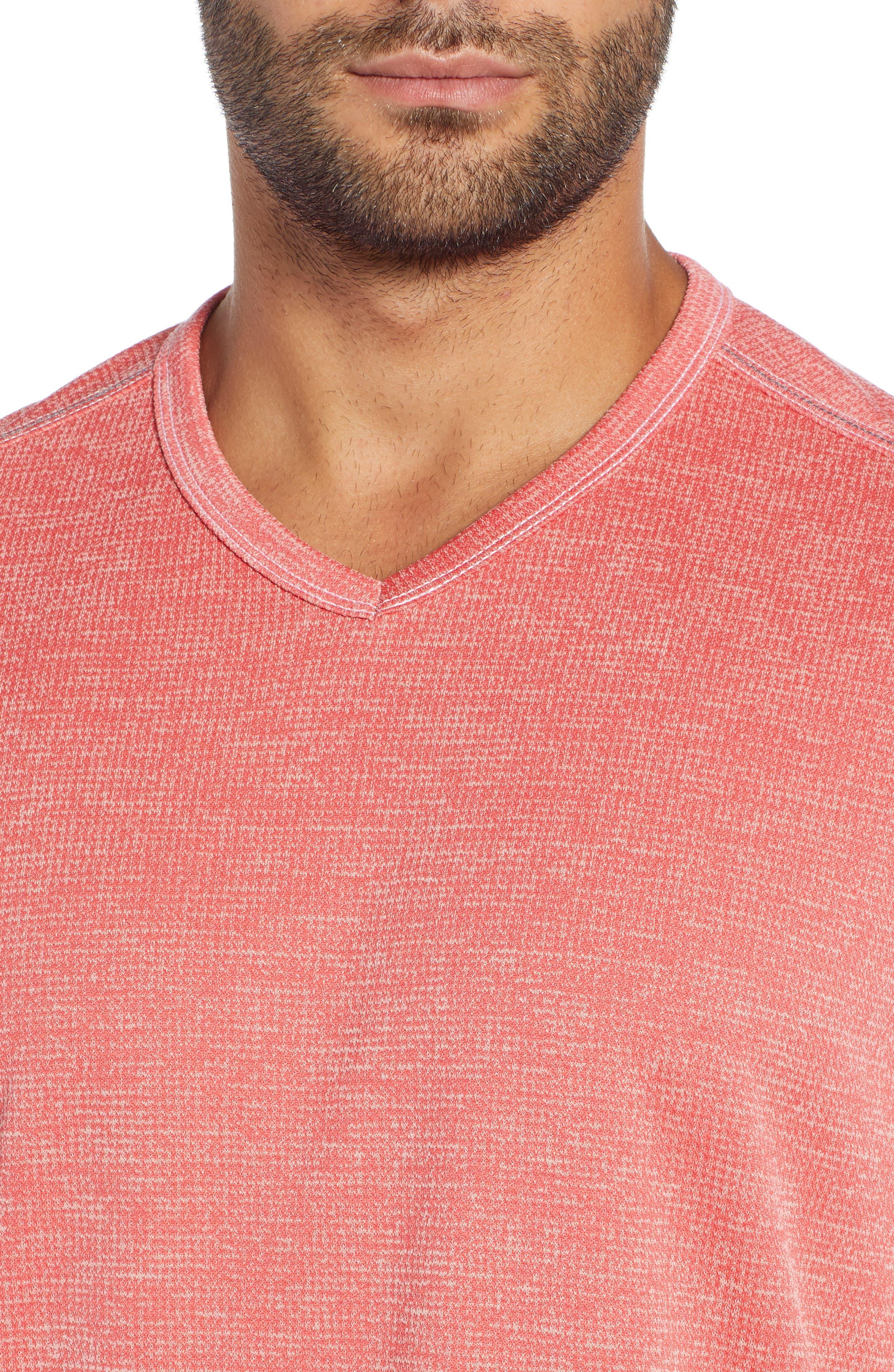 Sand Key V-Neck T-Shirt,                             Alternate thumbnail 31, color,