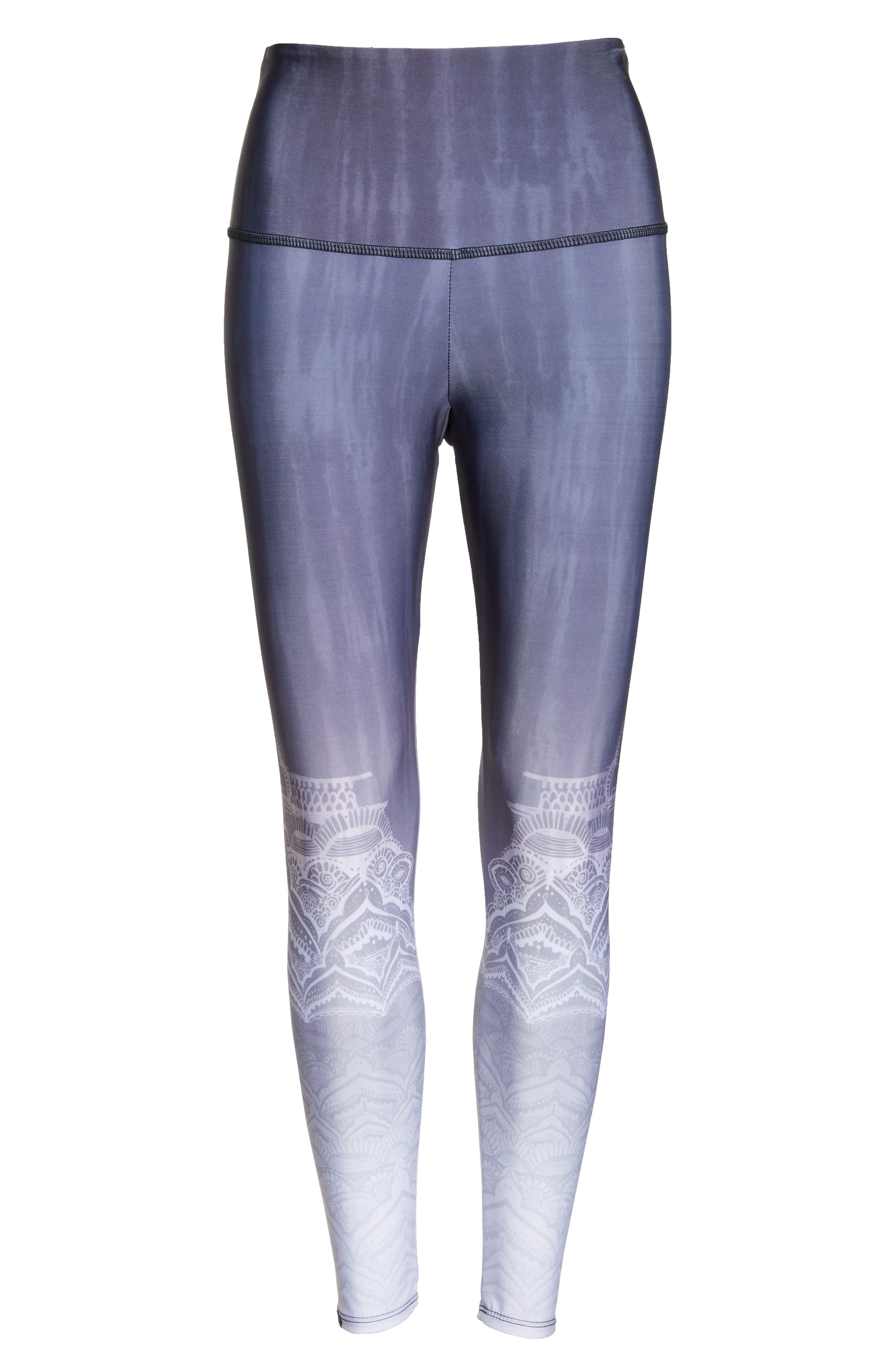 High Waist Leggings,                             Alternate thumbnail 7, color,                             SACRED