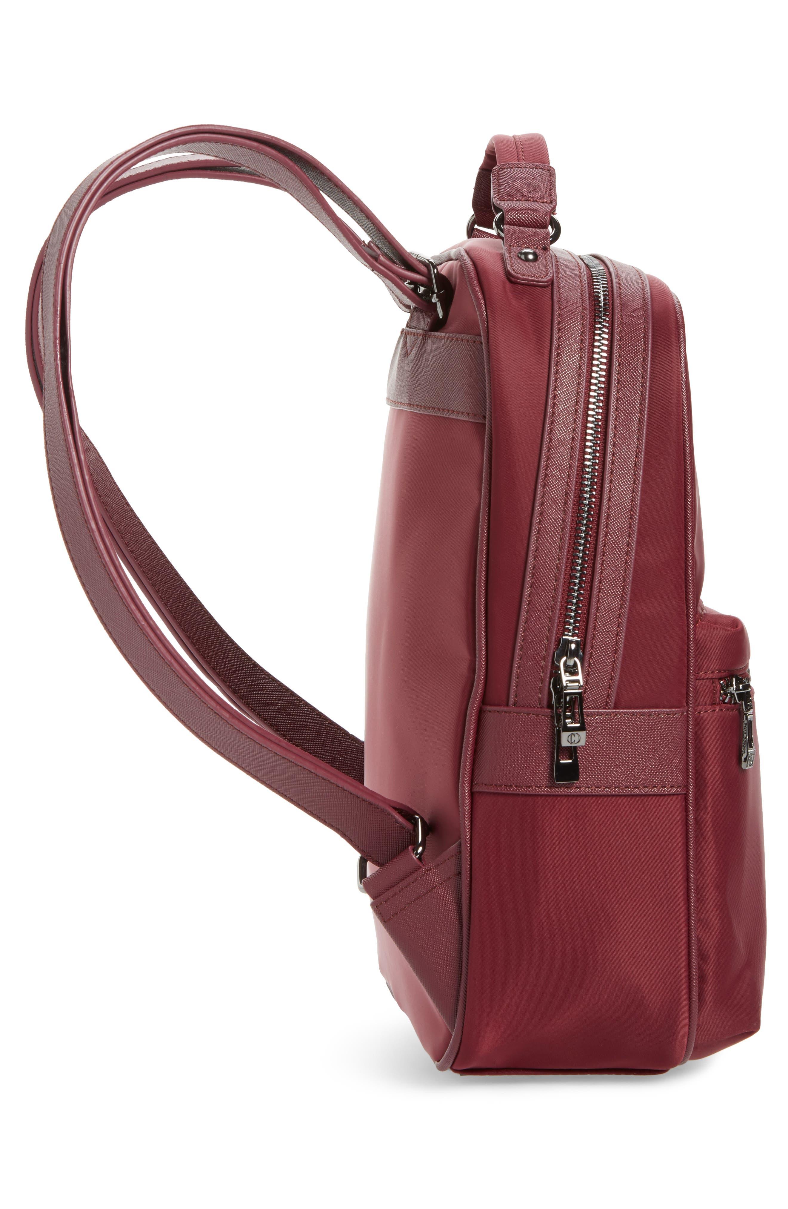 Céline Dion Presto Nylon Backpack,                             Alternate thumbnail 19, color,
