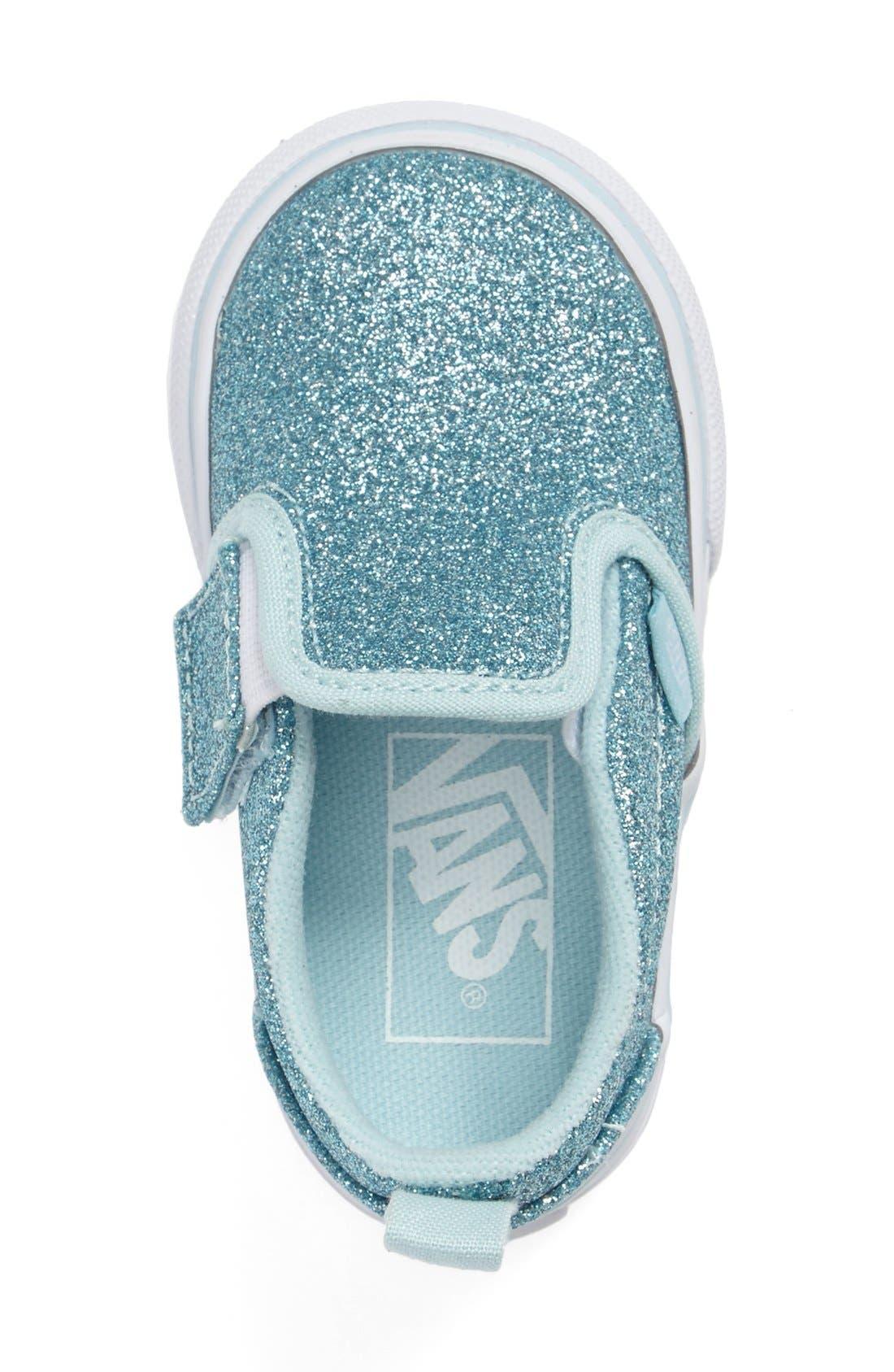 Classic Slip-On V Sneaker,                             Alternate thumbnail 9, color,