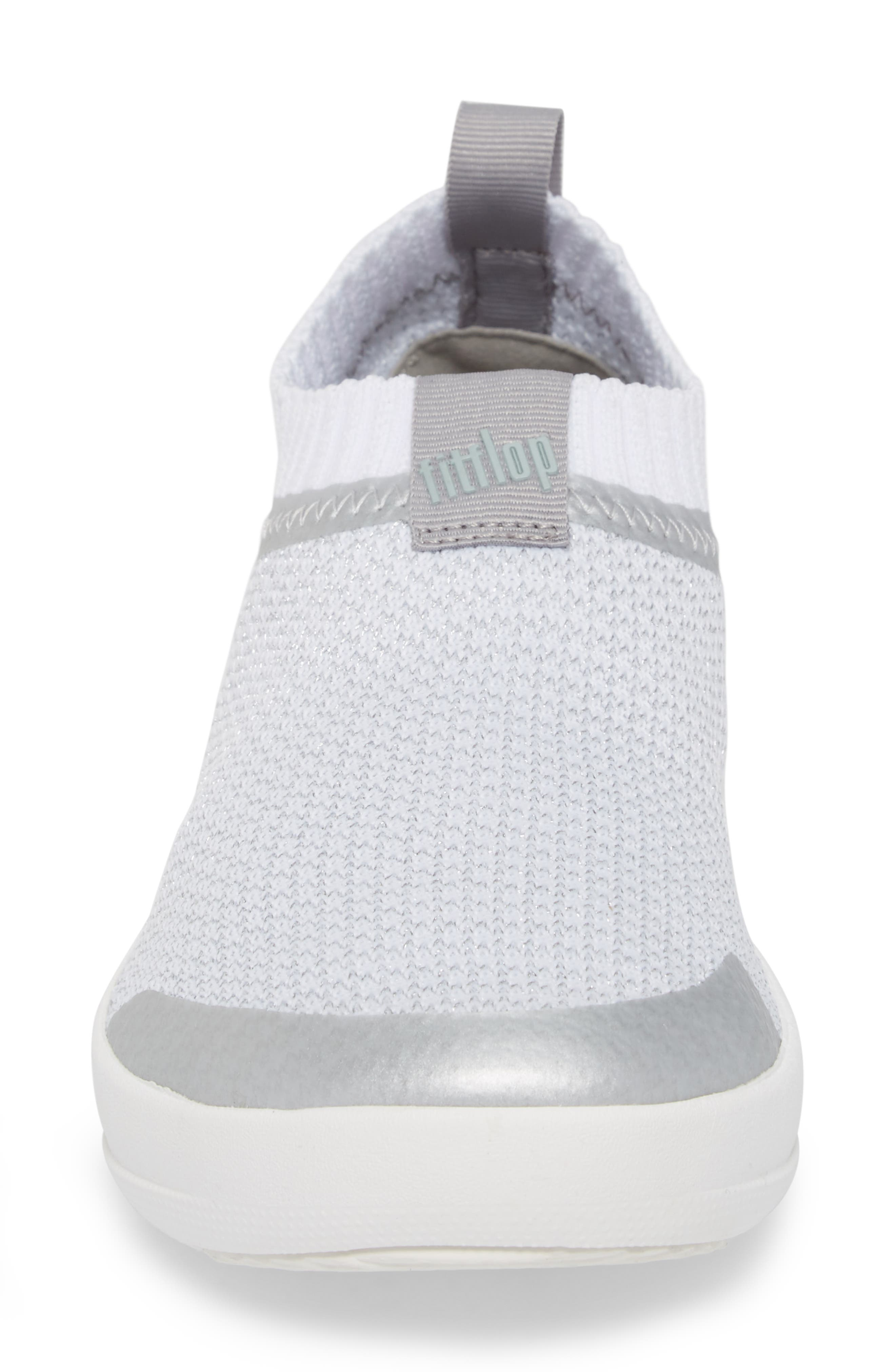 Uberknit Knit Sock Sneaker,                             Alternate thumbnail 4, color,                             040