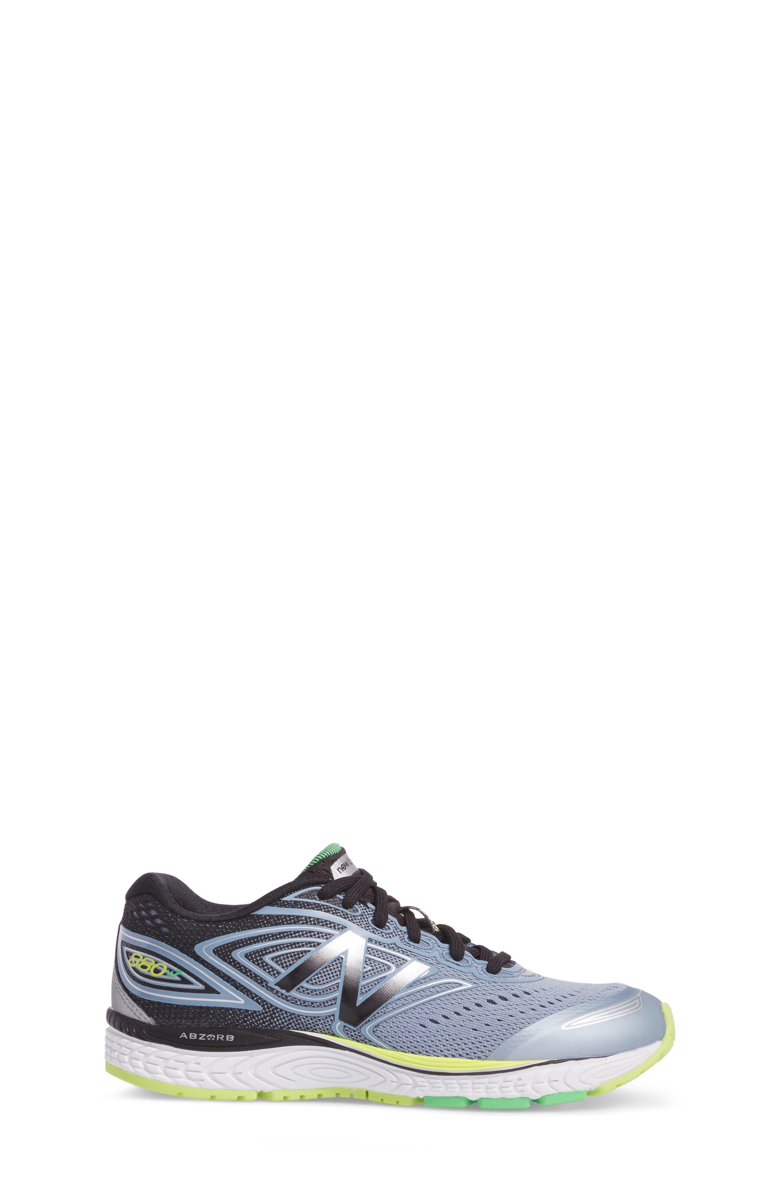 NEW BALANCE,                             880v7 Running Shoe,                             Alternate thumbnail 3, color,                             034