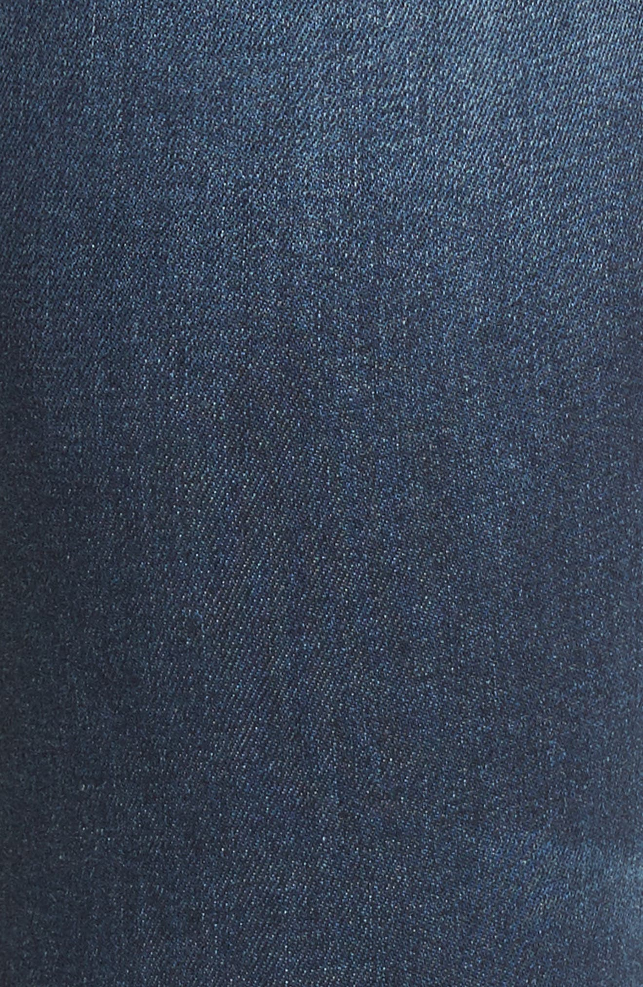 Jagger Distressed Skinny Jeans,                             Alternate thumbnail 5, color,                             403