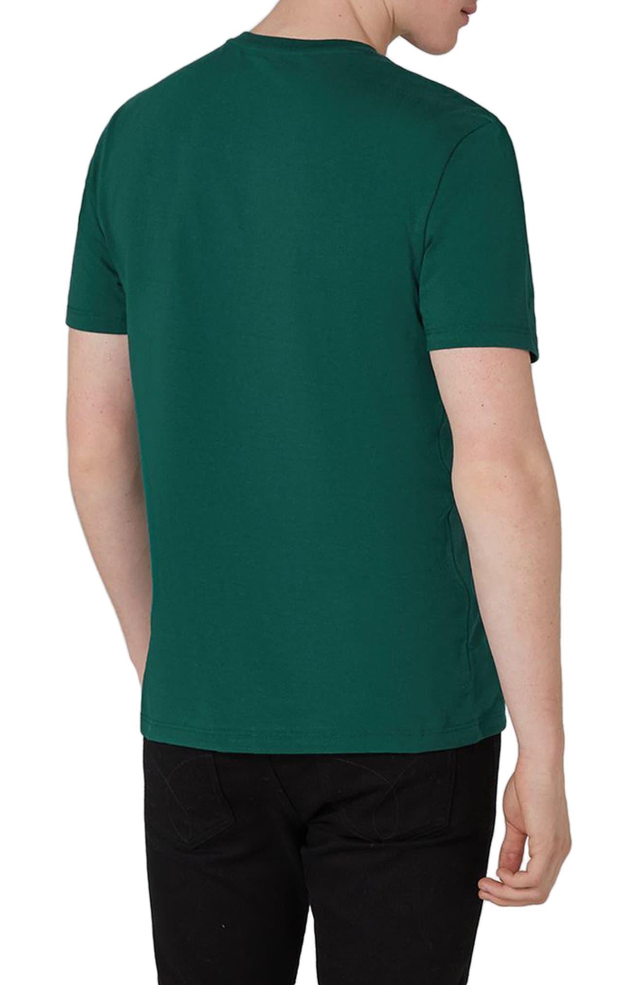 Slim Fit Crewneck T-Shirt,                             Alternate thumbnail 103, color,