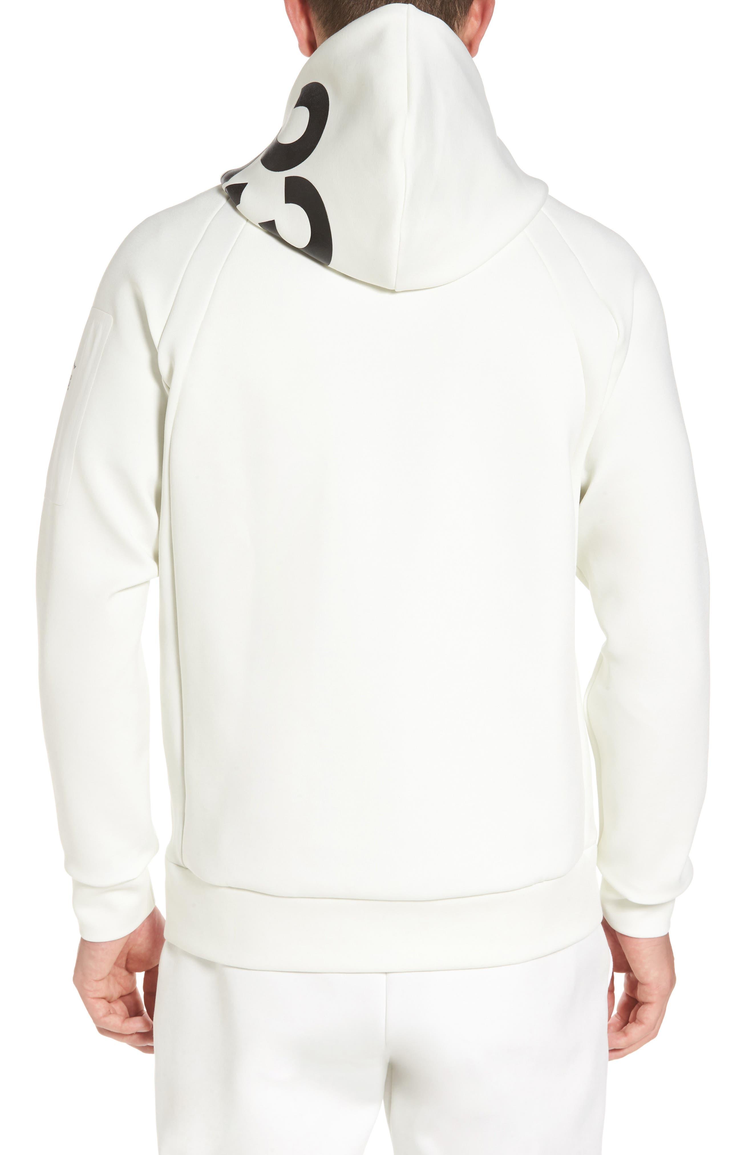 Sportswear Flight Tech Shield Jacket,                             Alternate thumbnail 4, color,