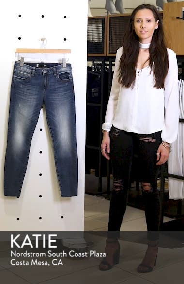 Connie Skinny Ankle Jeans, sales video thumbnail