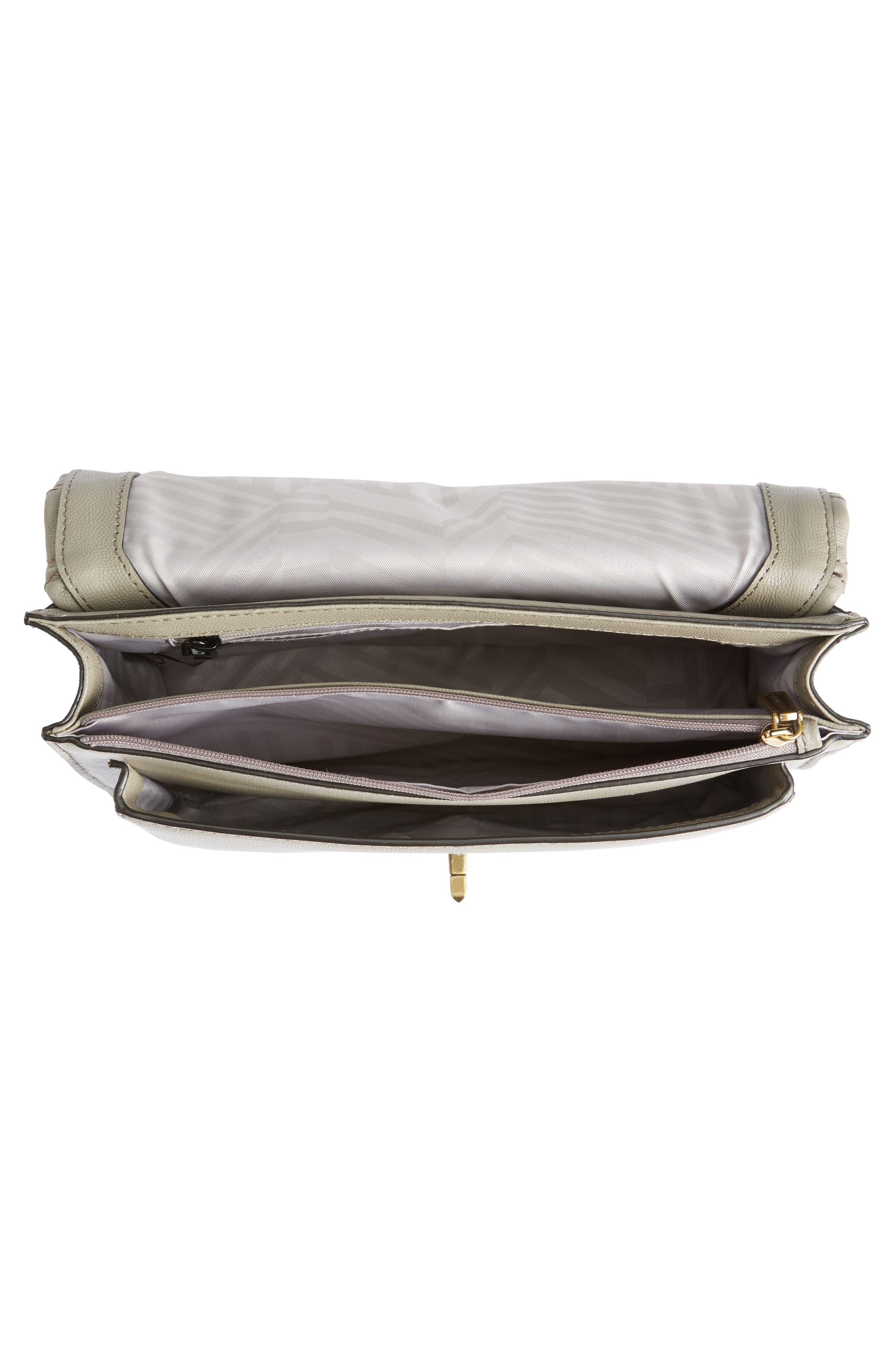 Medium Je T'aime Convertible Leather Crossbody Bag,                             Alternate thumbnail 34, color,