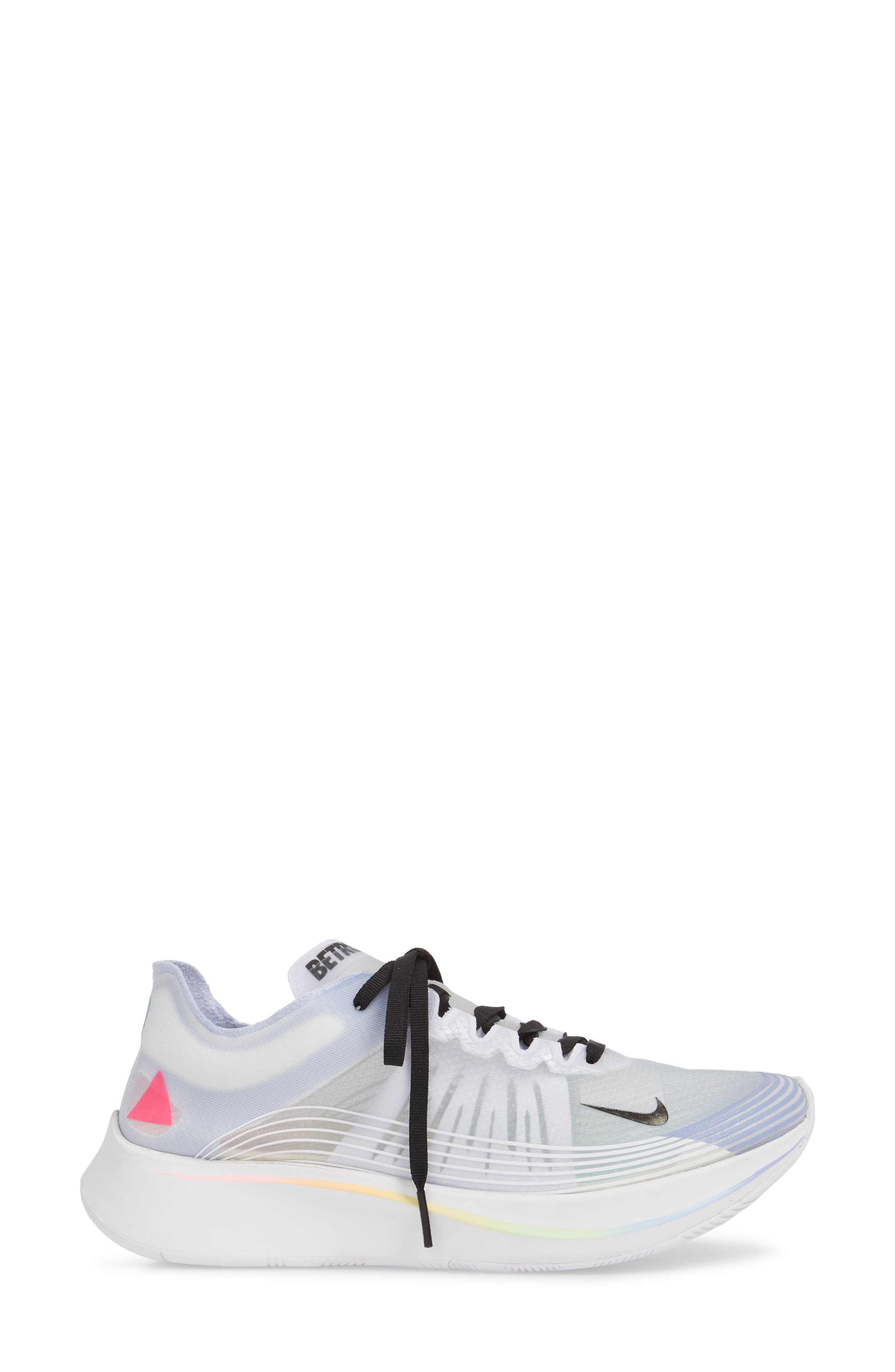 Nordstrom x Nike Zoom Fly BETRUE Running Shoe,                             Alternate thumbnail 3, color,                             105