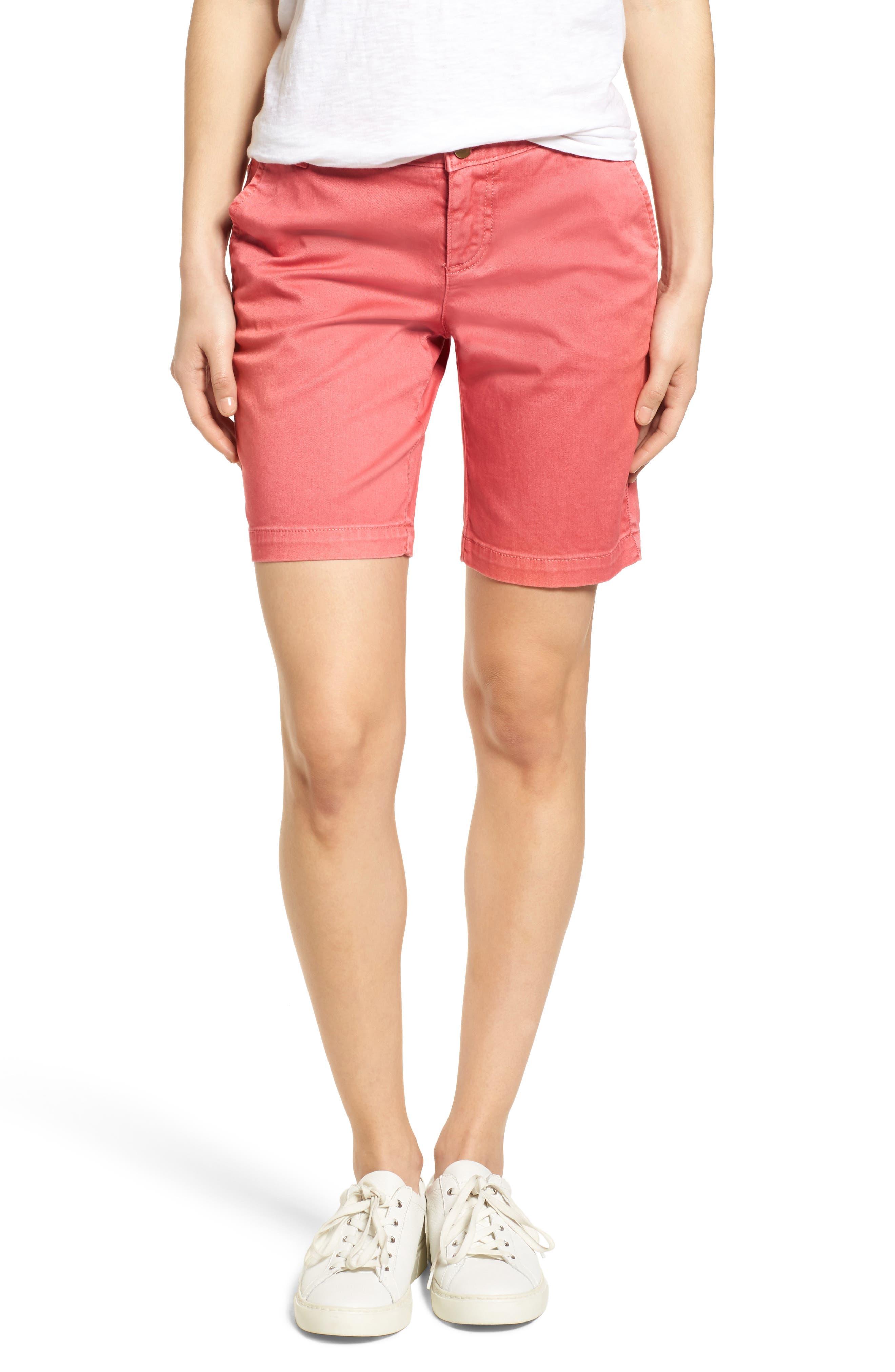 Twill Shorts,                             Main thumbnail 3, color,