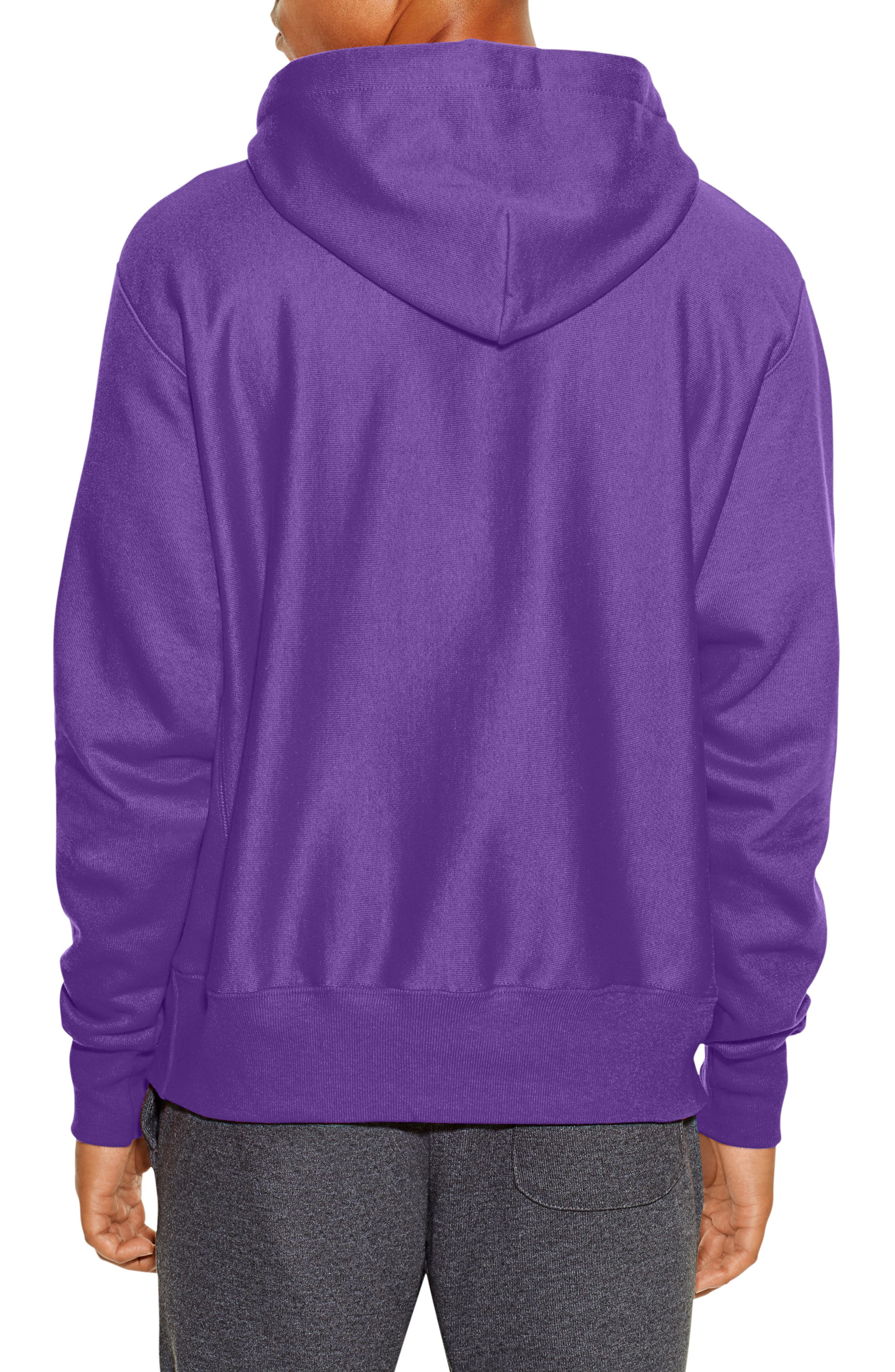 Reverse Weave<sup>®</sup> Pullover Hoodie,                             Alternate thumbnail 18, color,
