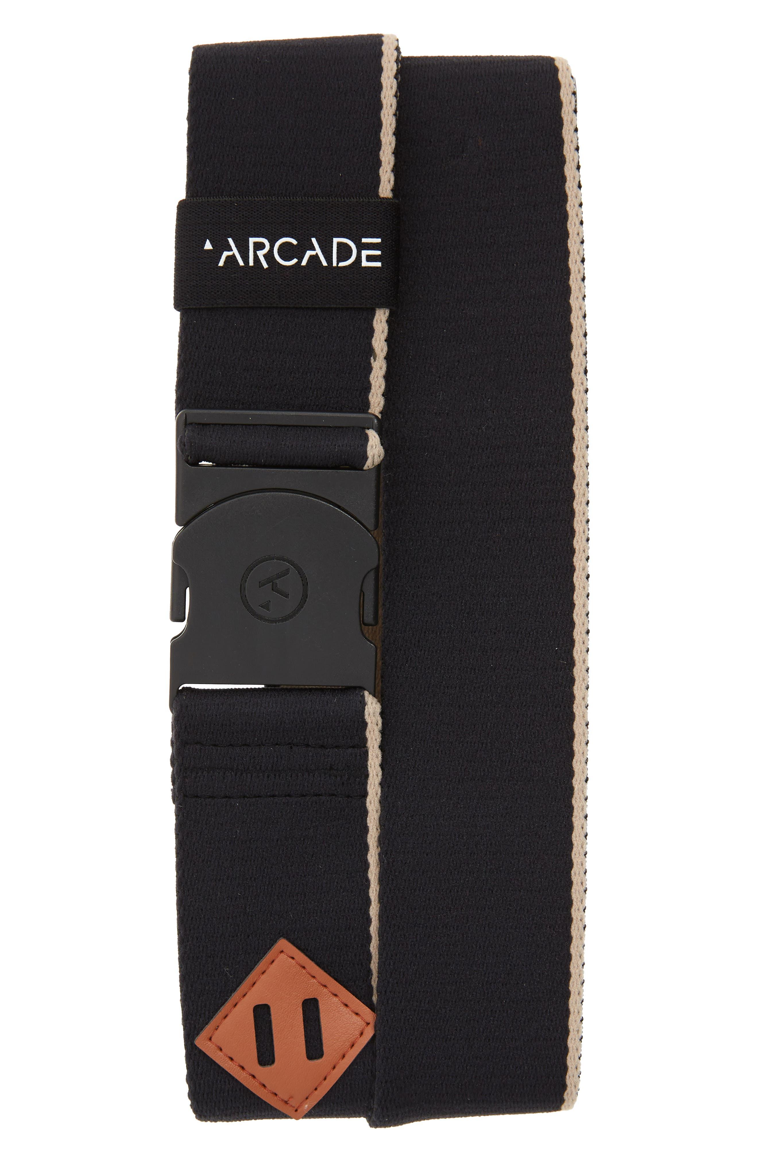 Blackwood Belt,                         Main,                         color, BLACK/ KHAKI
