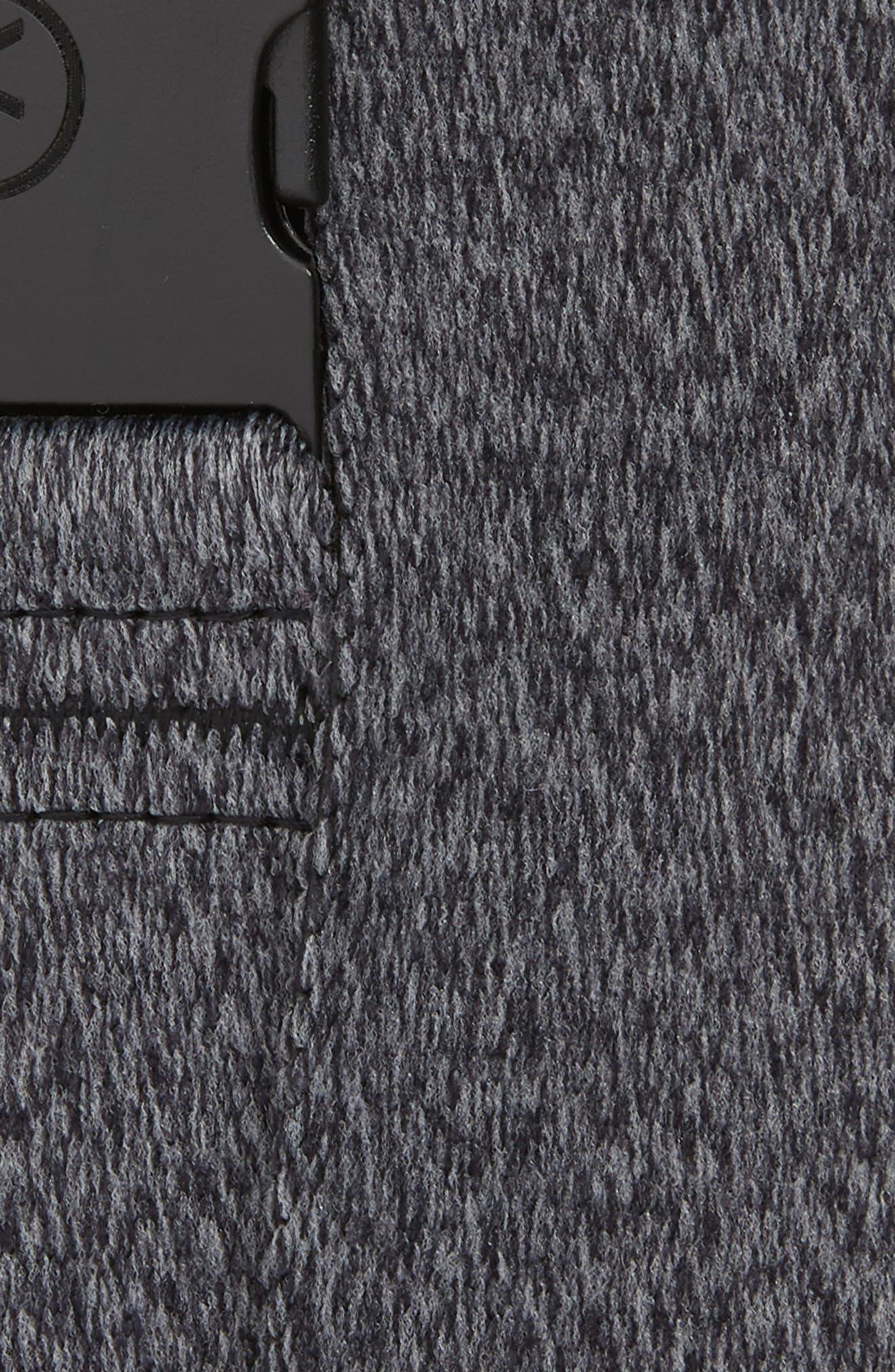 Foundation Belt,                             Alternate thumbnail 2, color,                             HEATHER BLACK