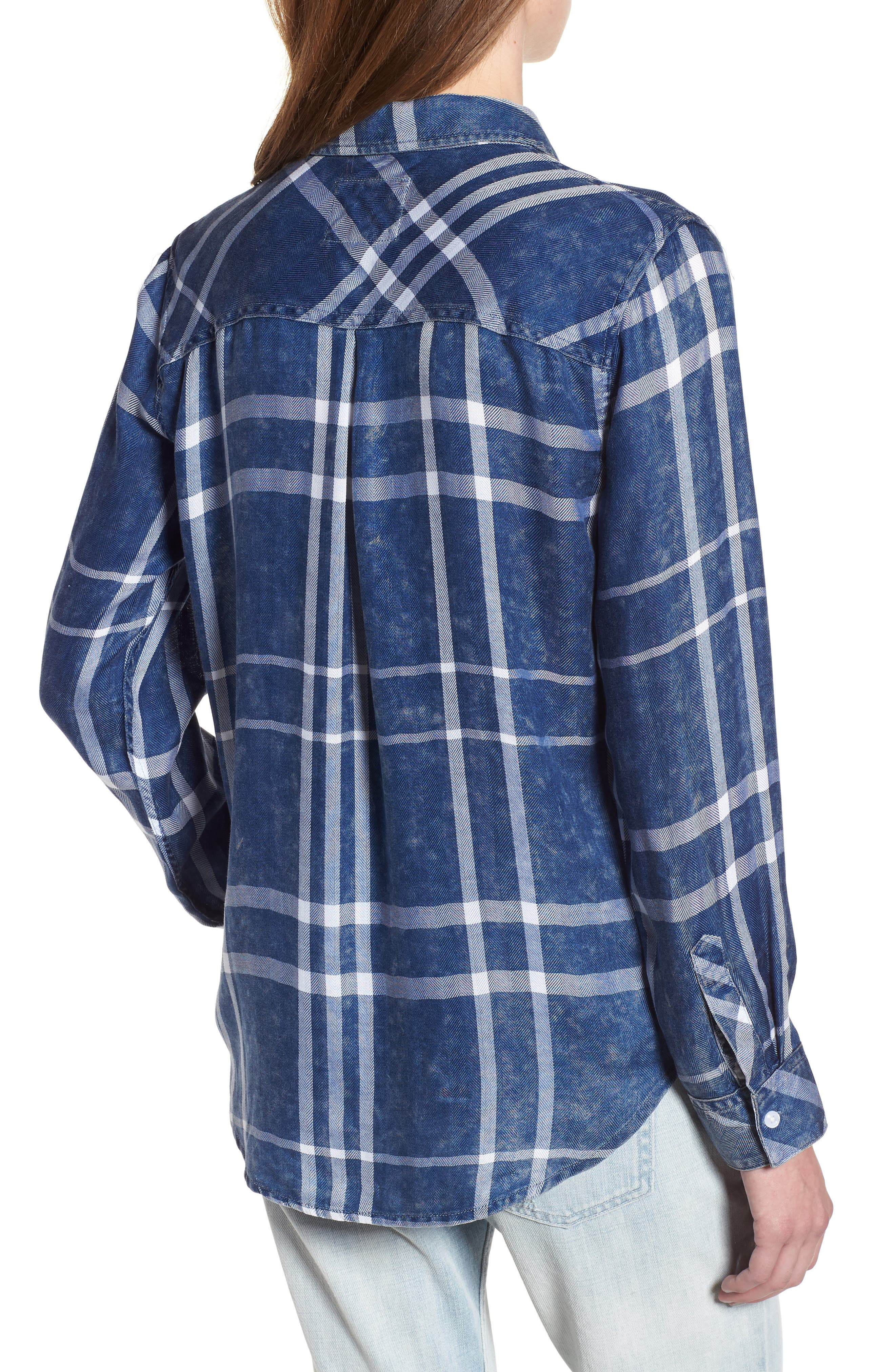Hunter Plaid Shirt,                             Alternate thumbnail 212, color,