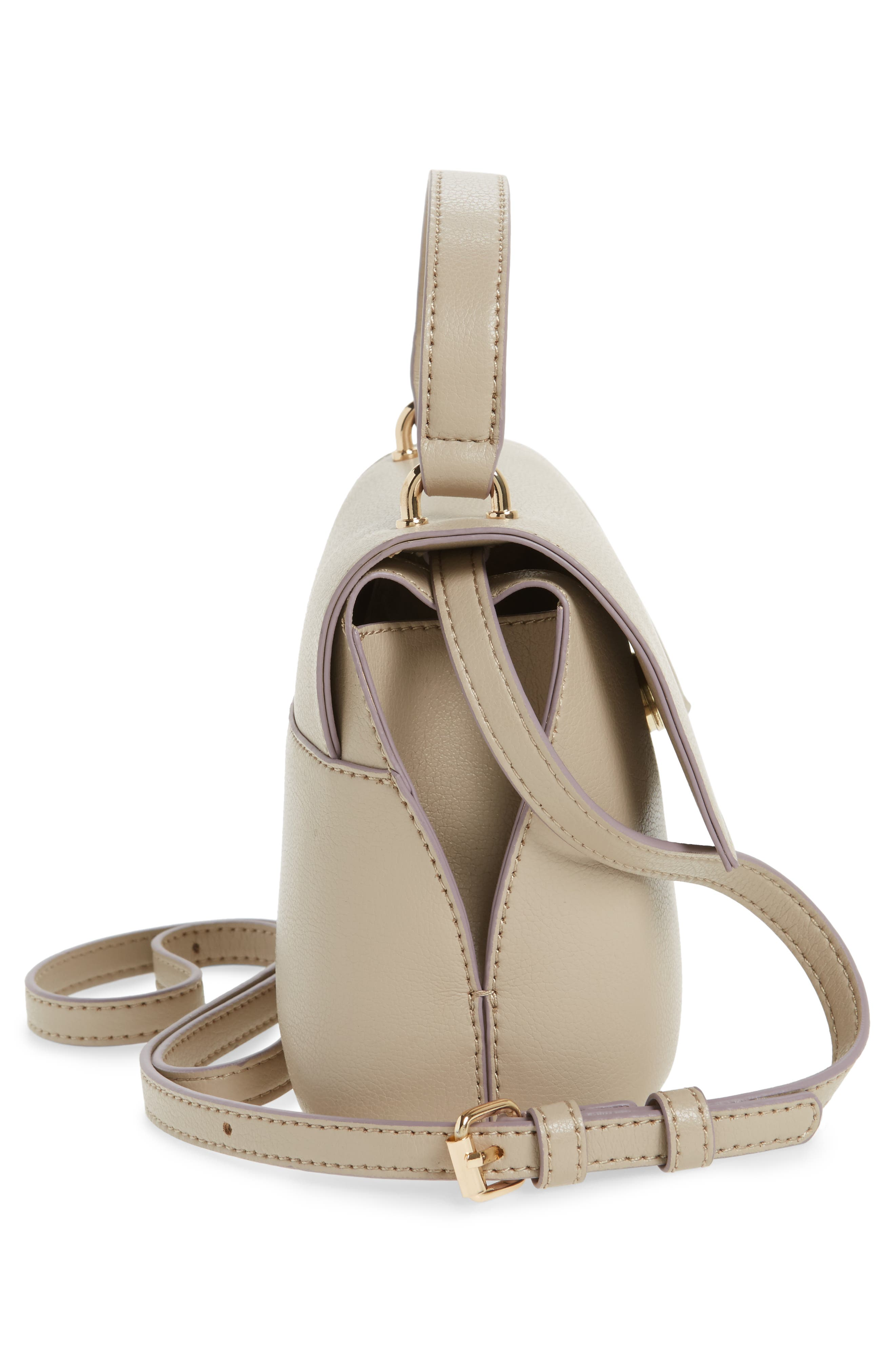 Mini Chino Crossbody Bag,                             Alternate thumbnail 5, color,                             020