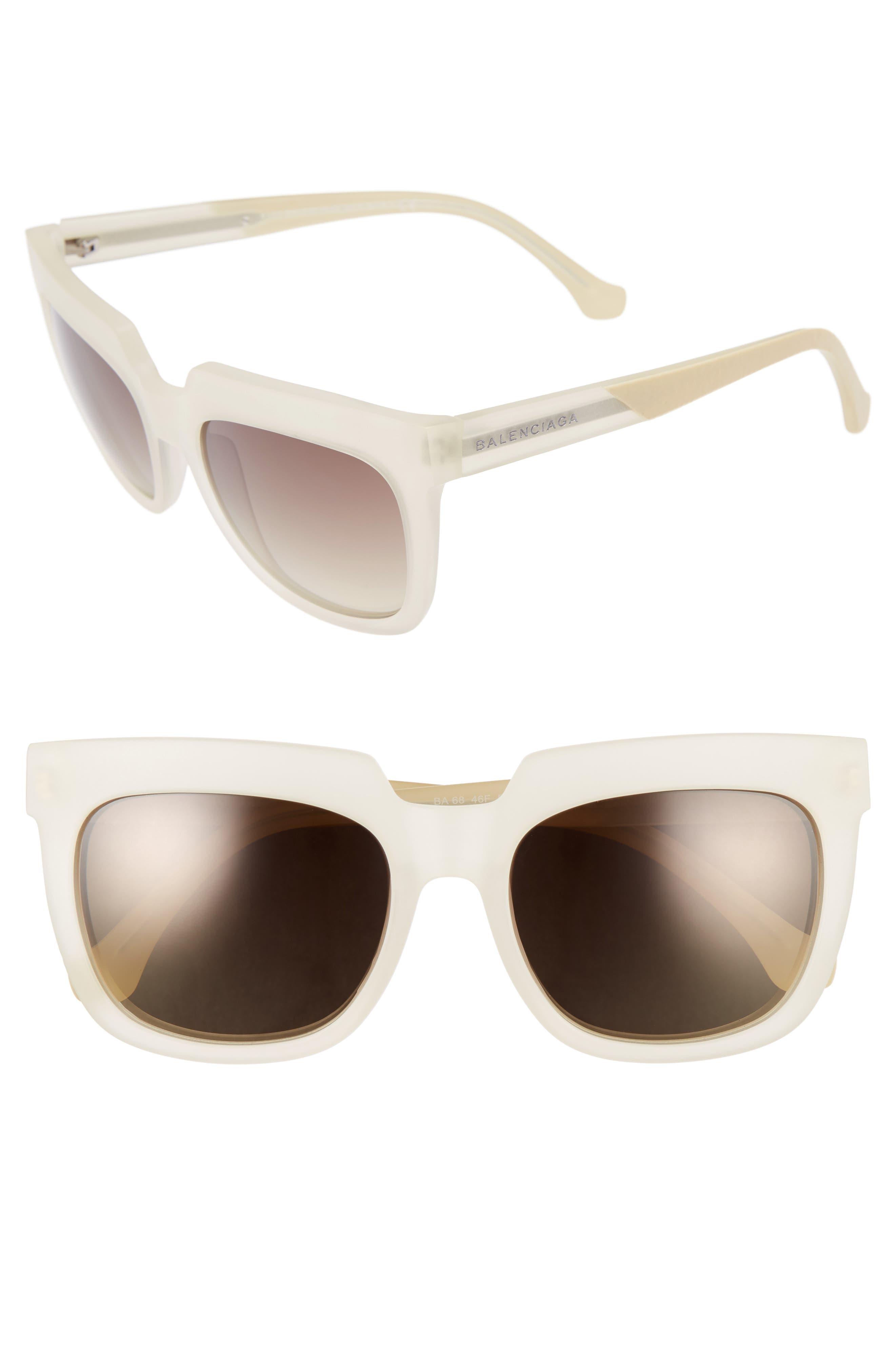 55mm Sunglasses,                             Alternate thumbnail 8, color,