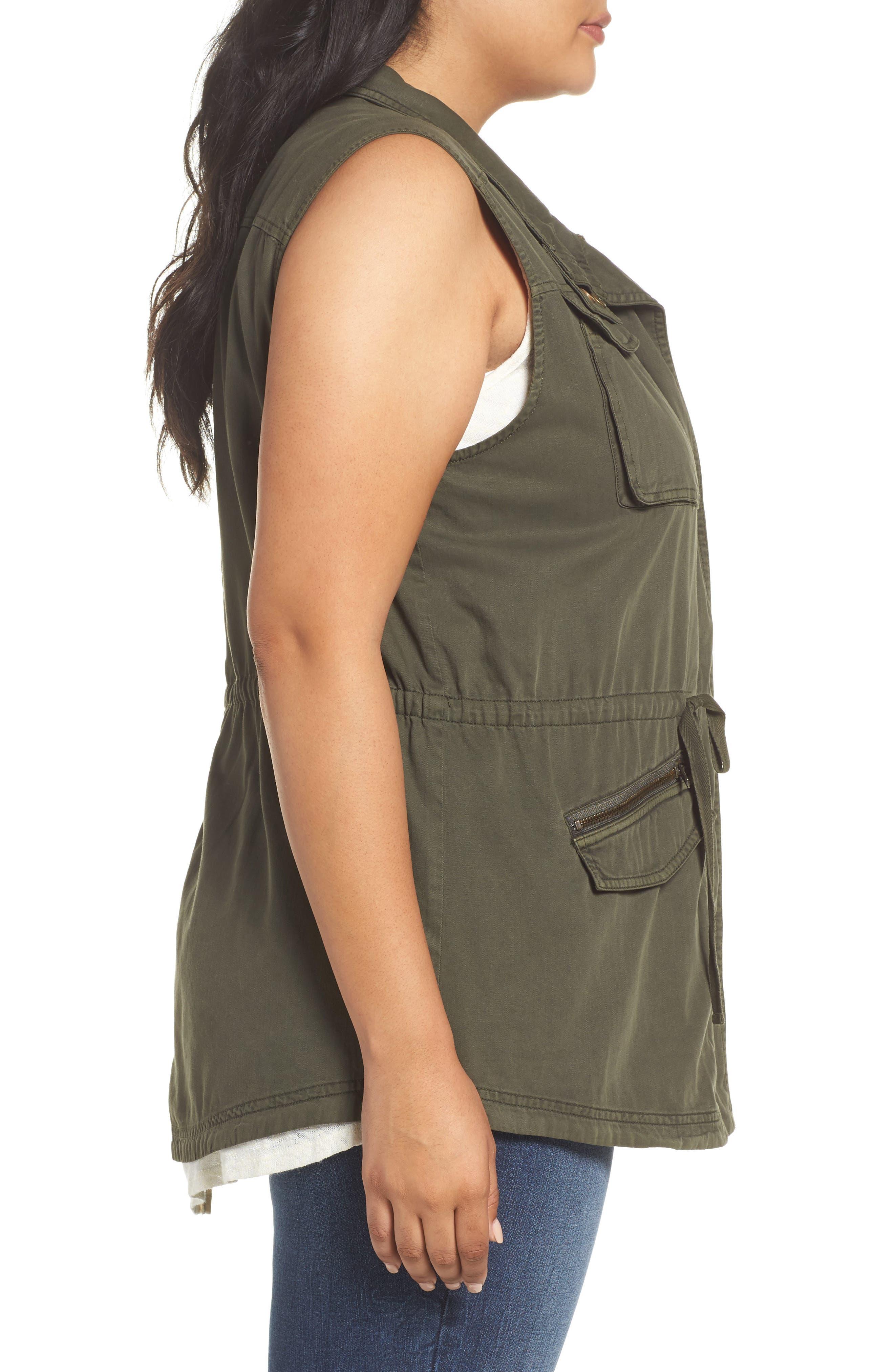 Utility Vest,                             Alternate thumbnail 16, color,