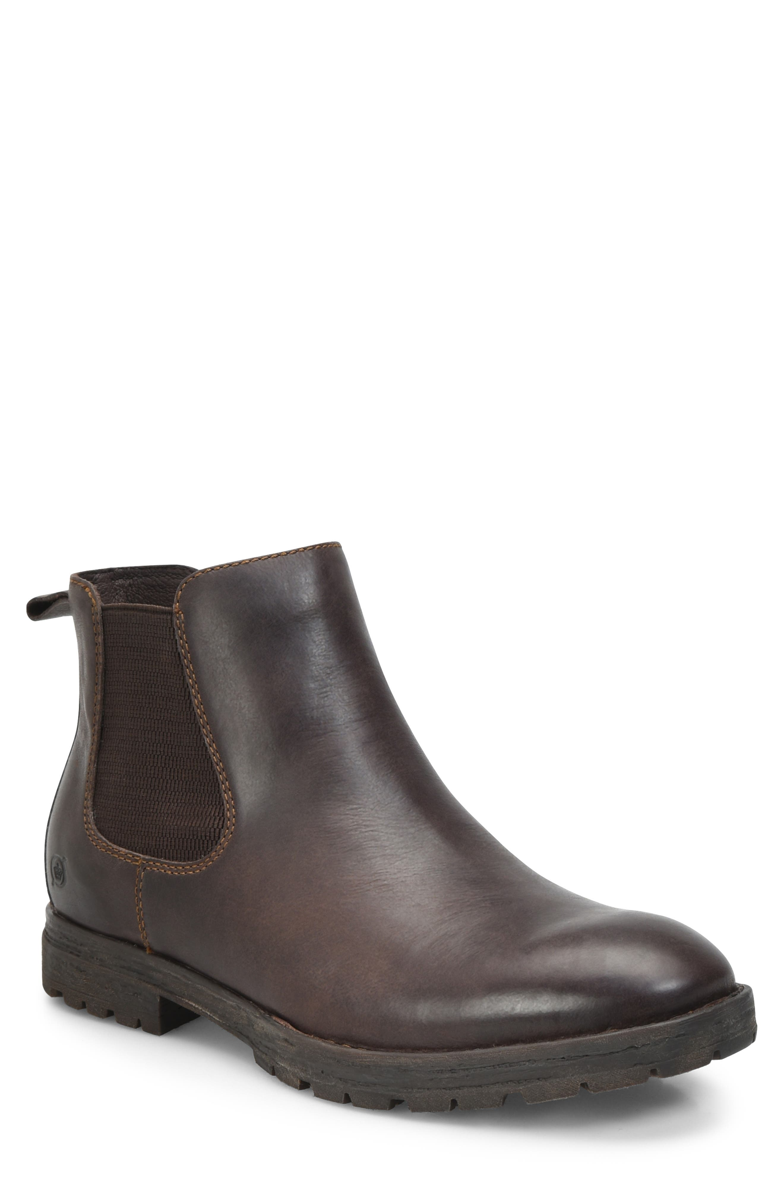 B?rn Luc Chelsea Boot- Brown