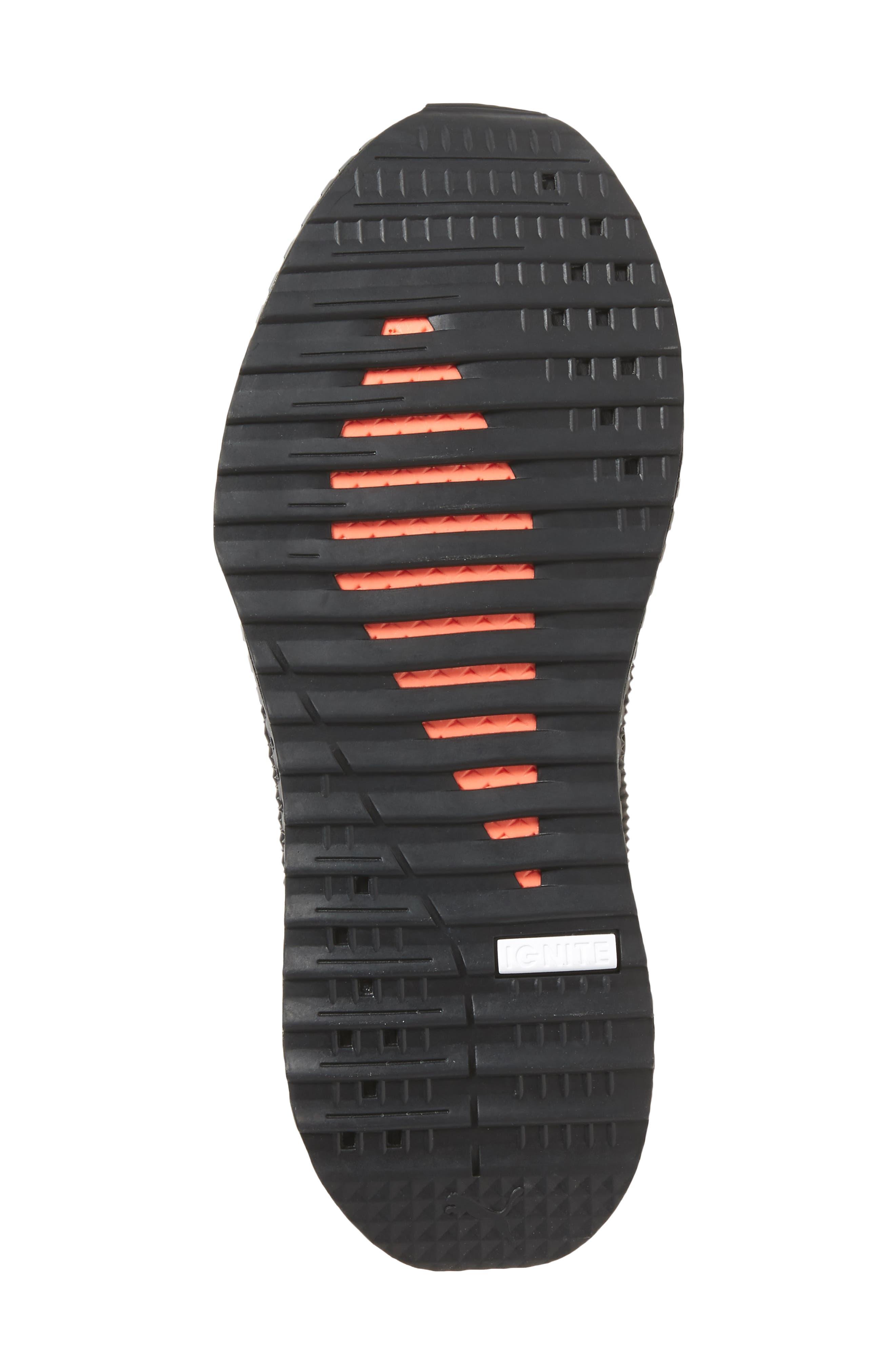 Tsugi Blaze EvoKnit Sneaker,                             Alternate thumbnail 6, color,                             001
