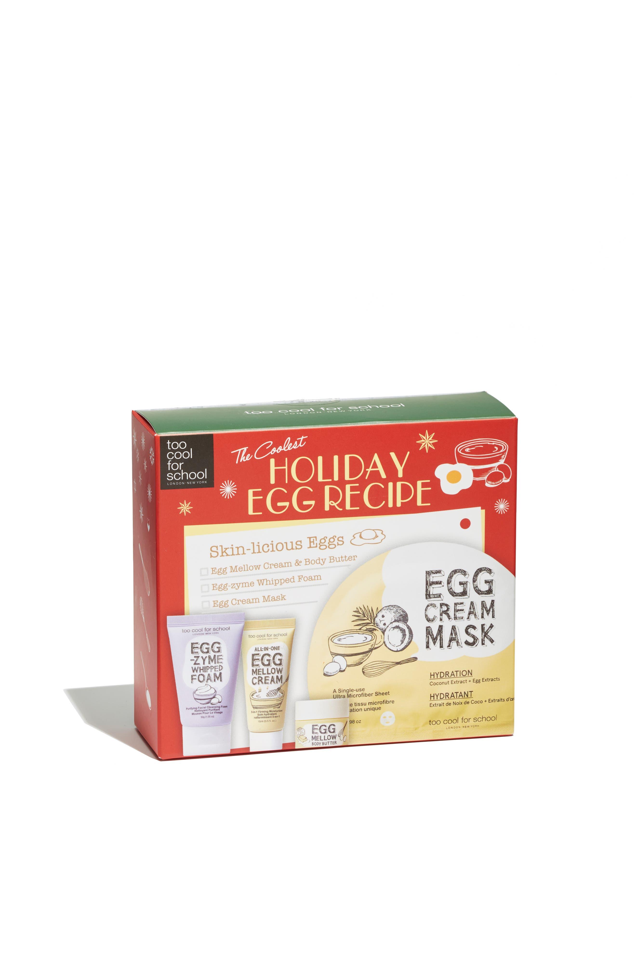 Holiday Egg Recipe Kit,                             Alternate thumbnail 2, color,                             RED