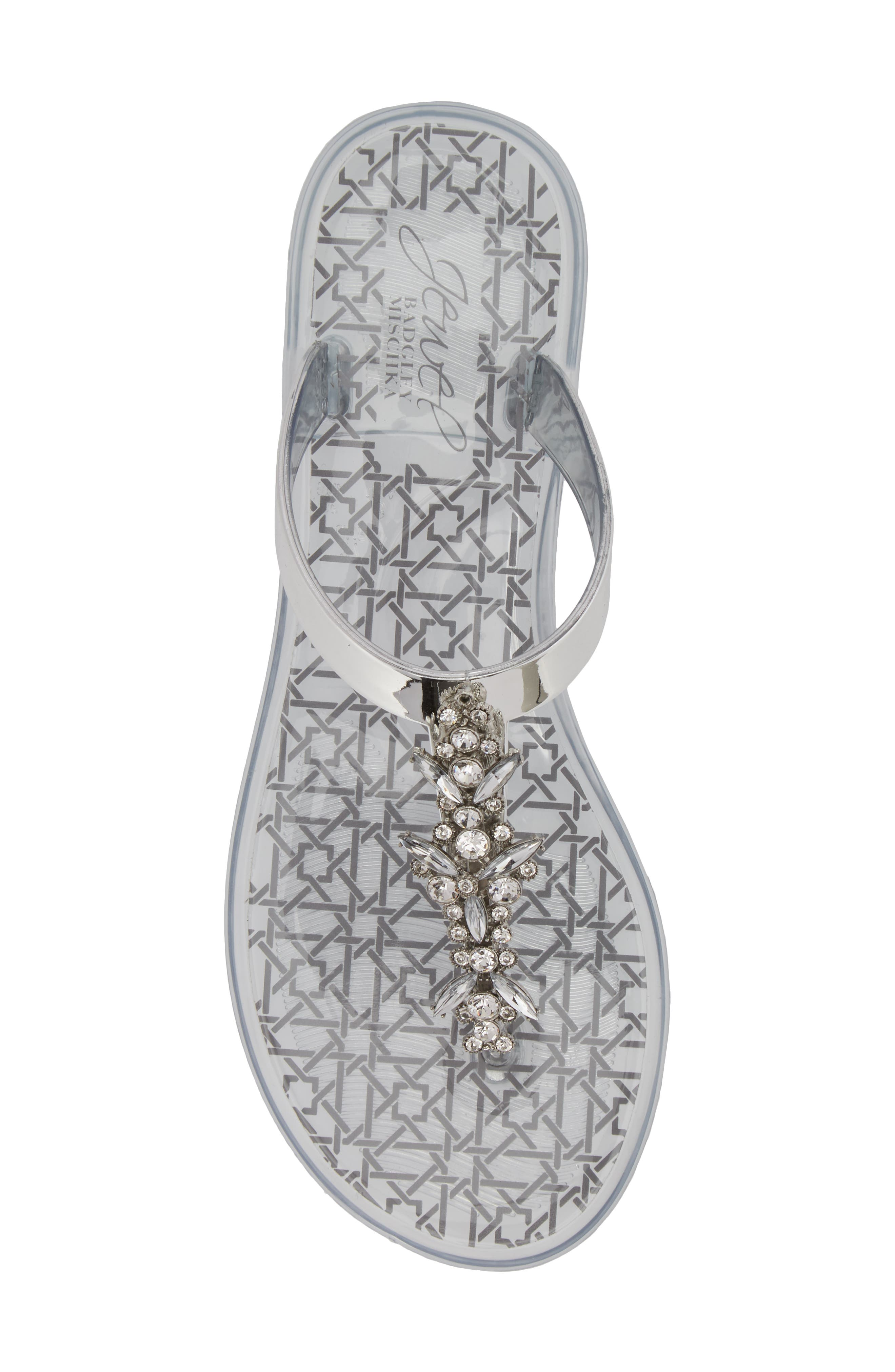 Gracia Embellished Sandal,                             Alternate thumbnail 5, color,                             040