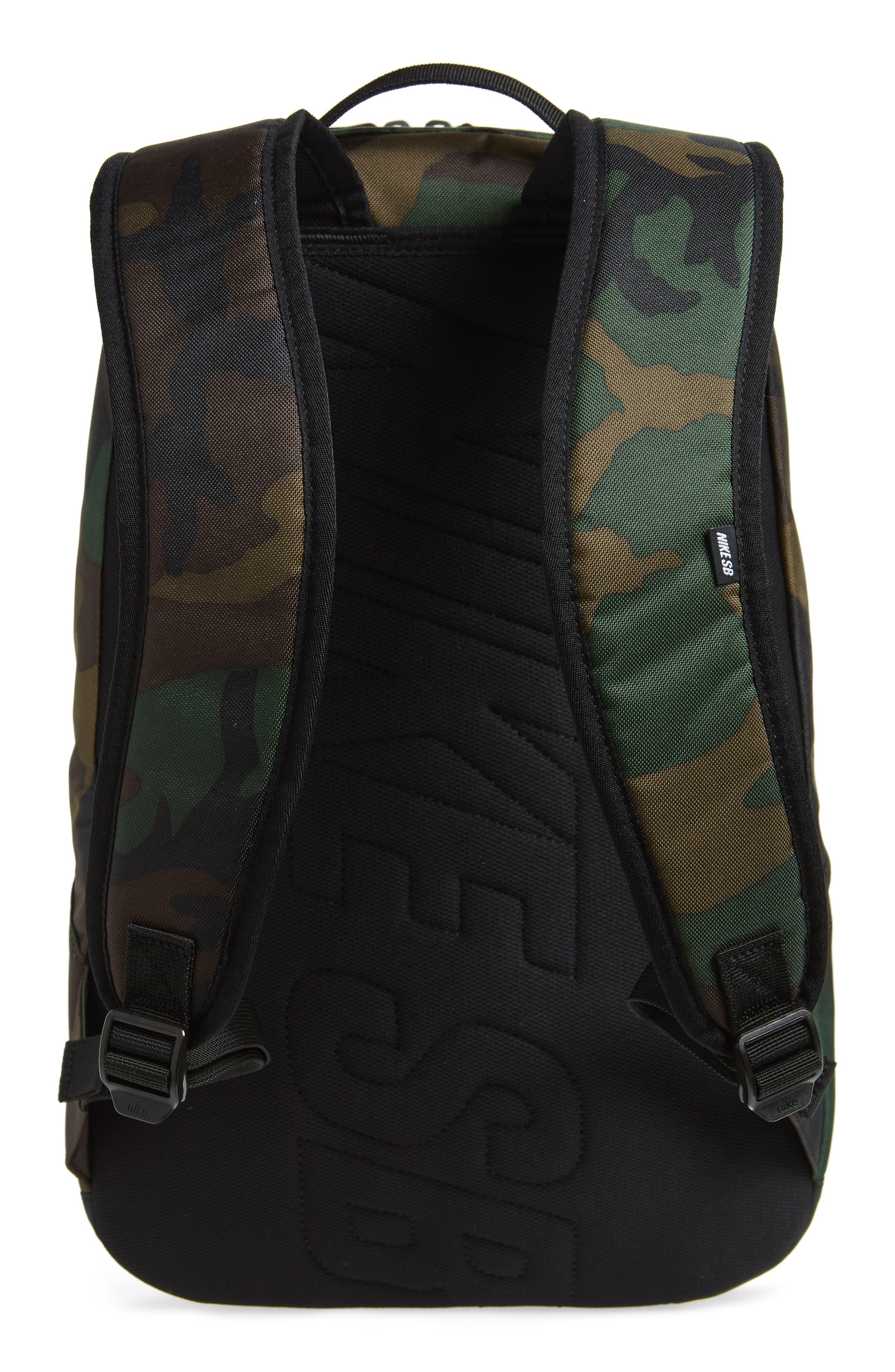 NIKE SB,                             Courthouse Backpack,                             Alternate thumbnail 3, color,                             IGUANA/ BLACK/ WHITE