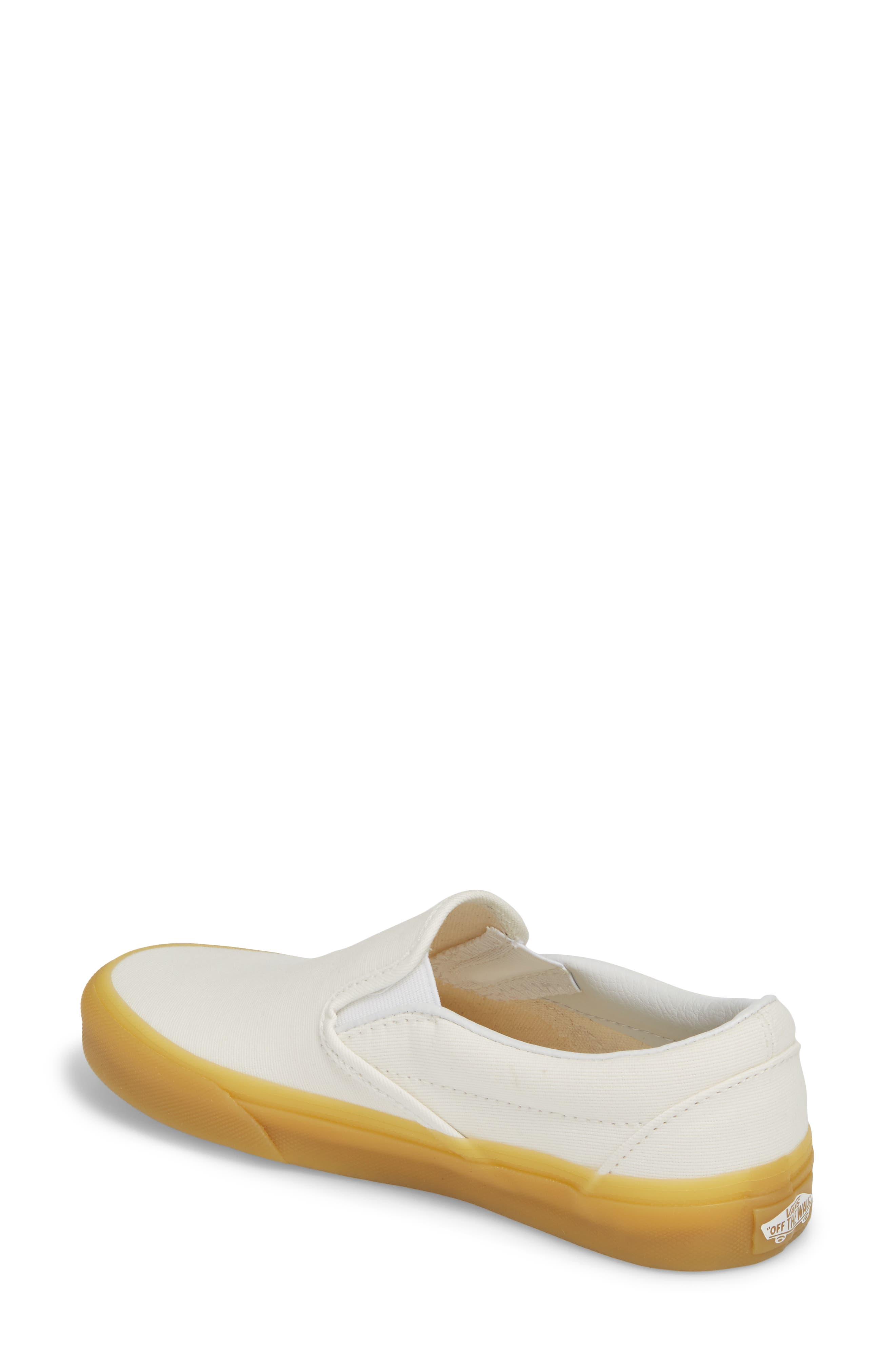 Classic Slip-On Sneaker,                             Alternate thumbnail 108, color,
