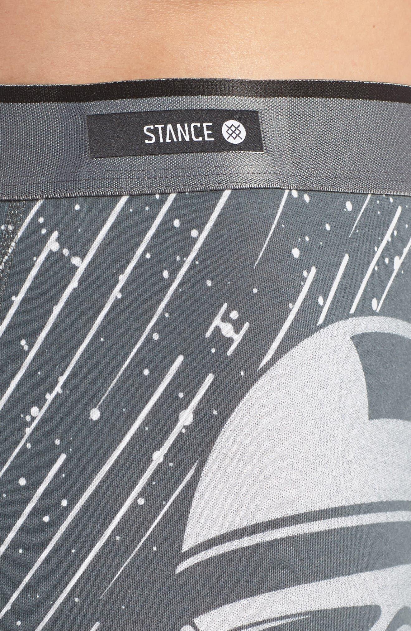 Del Mar Star Wars<sup>™</sup> Stormtrooper Boxer Briefs,                             Alternate thumbnail 4, color,