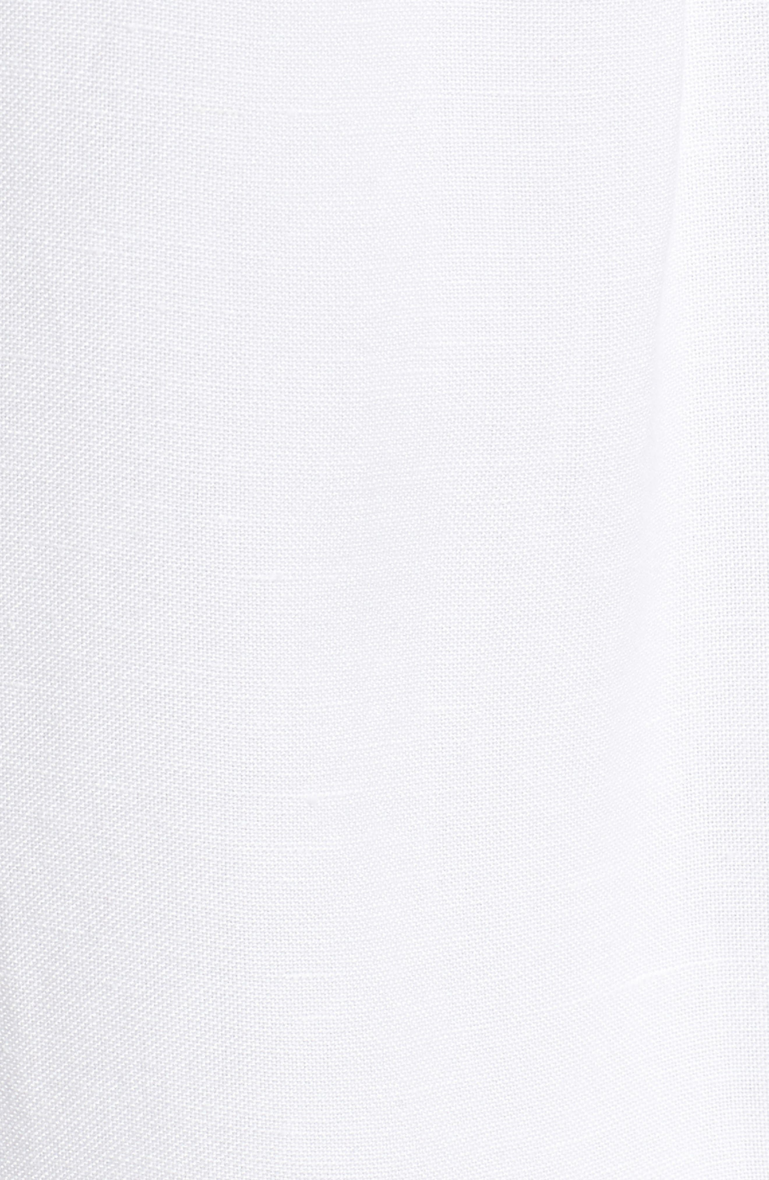Homebound Linen Blend Drawstring Jacket,                             Alternate thumbnail 7, color,                             123