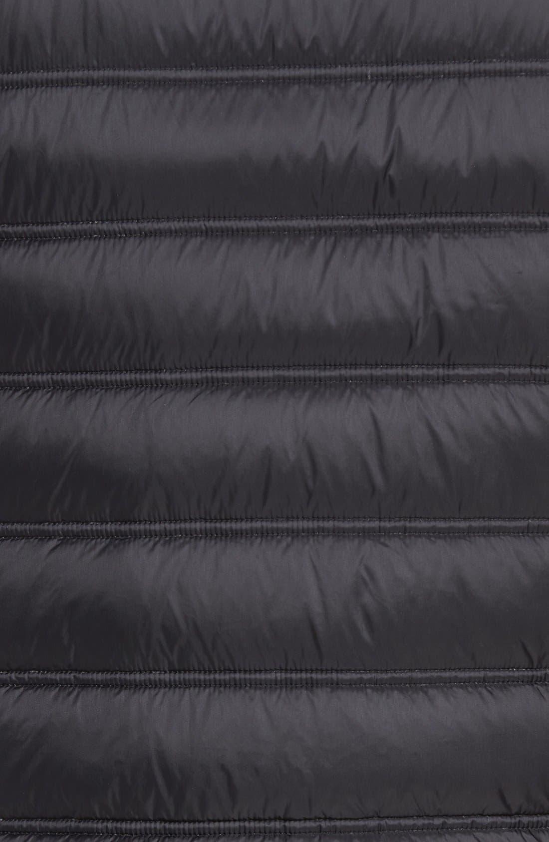 Nylon Down Fill Jacket,                             Alternate thumbnail 5, color,                             001