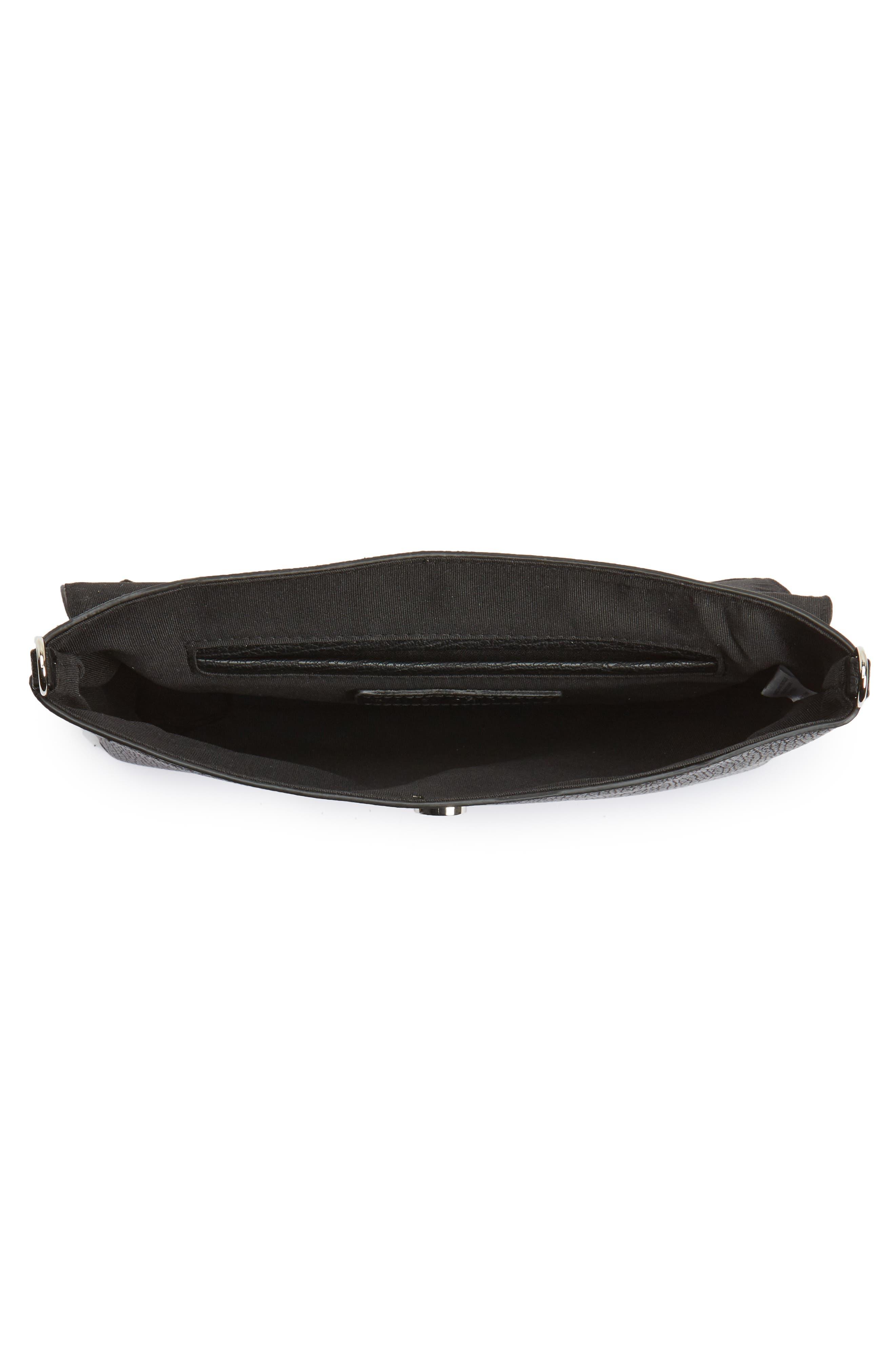Divya Faux Leather Convertible Clutch,                             Alternate thumbnail 10, color,