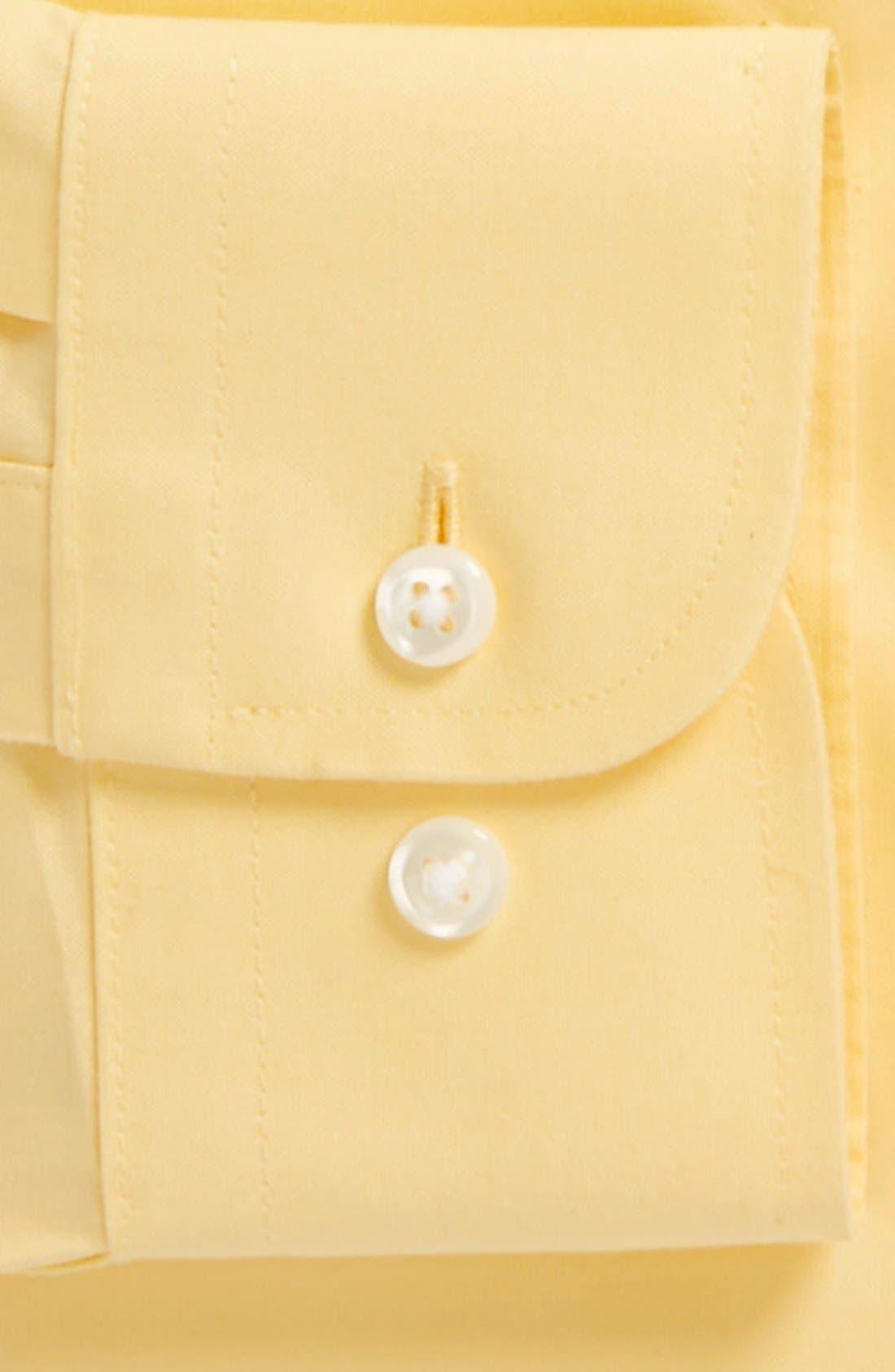 Smartcare<sup>™</sup> Trim Fit Solid Dress Shirt,                             Alternate thumbnail 38, color,