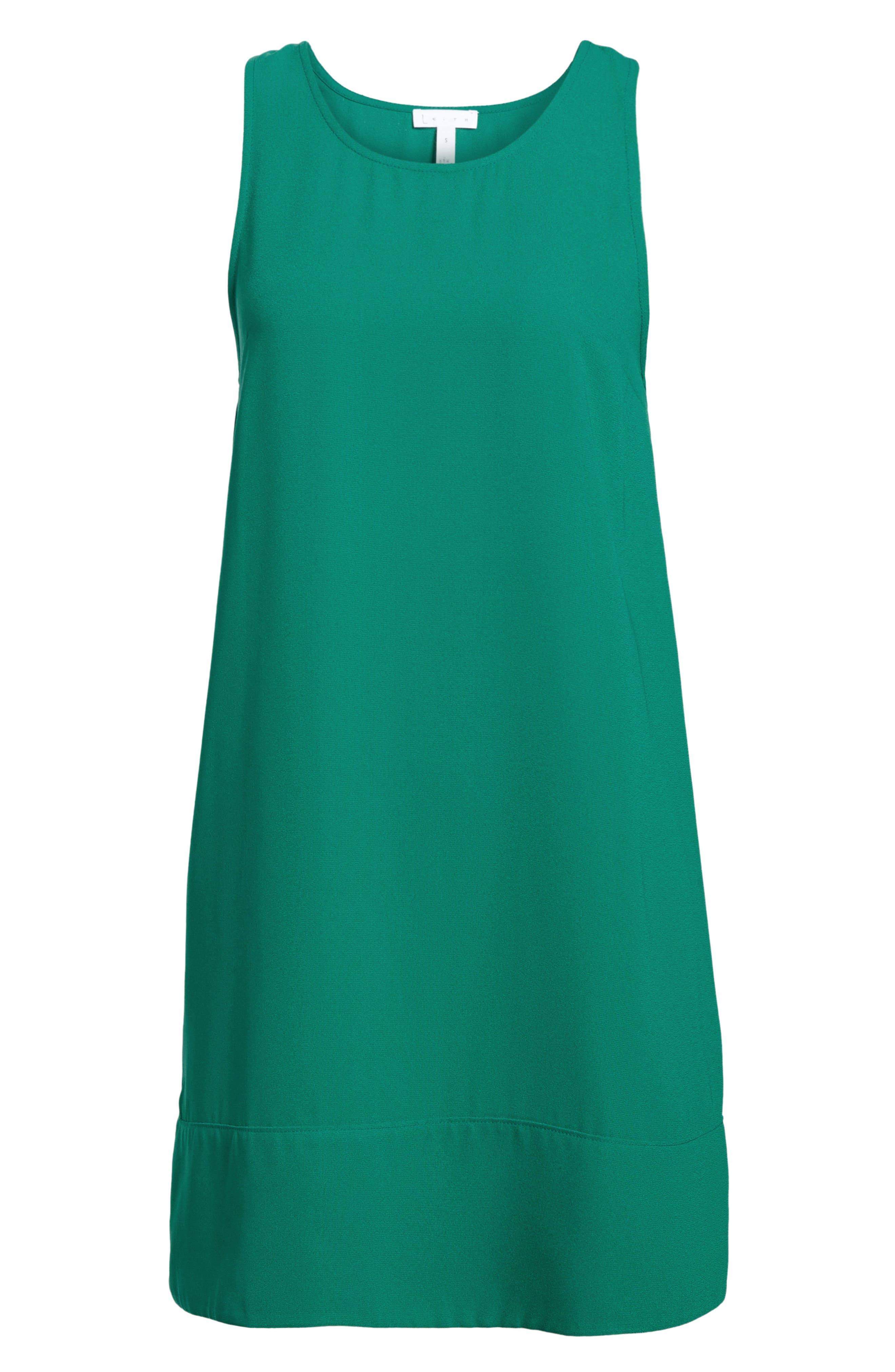 Racerback Shift Dress,                             Alternate thumbnail 211, color,