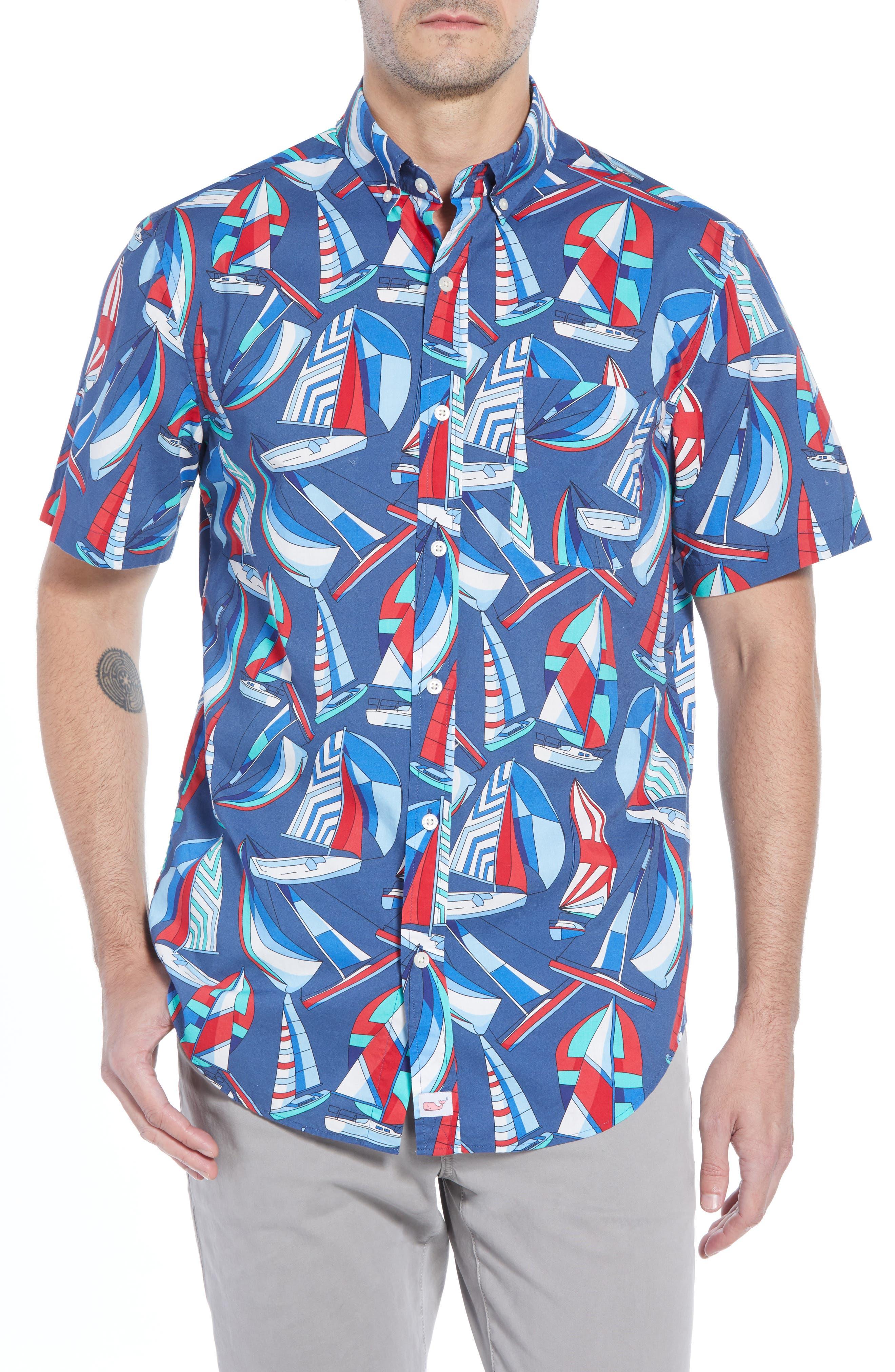 Murray Classic Fit Sport Shirt,                         Main,                         color, 461