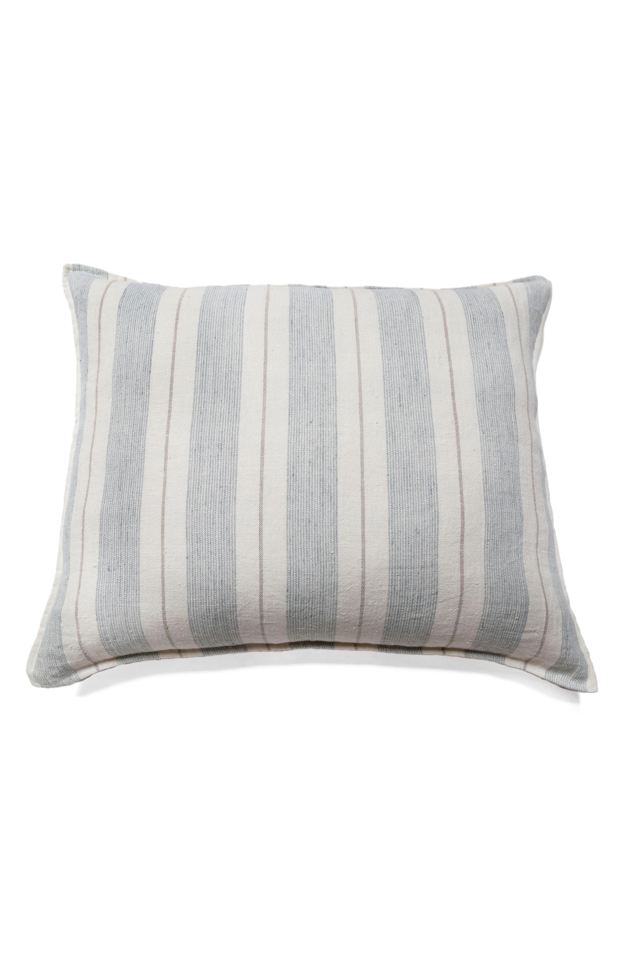 Laguna Big Accent Pillow,                         Main,                         color, BLUE