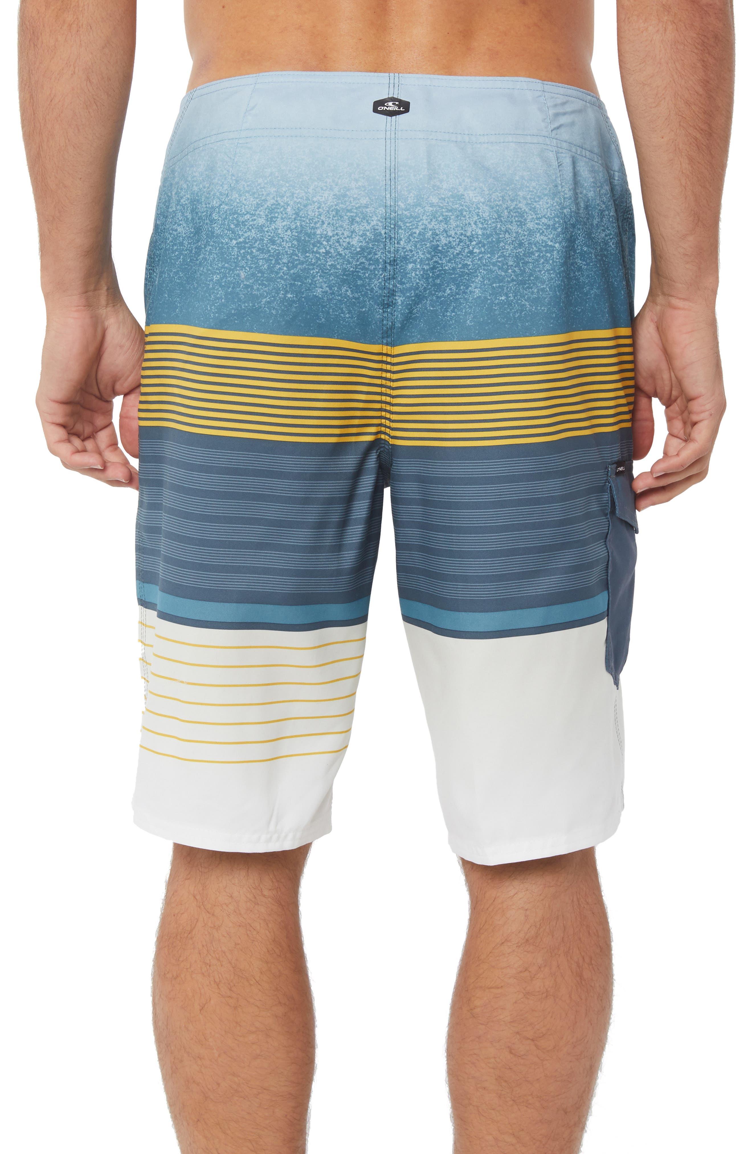 Lennox Board Shorts,                             Alternate thumbnail 2, color,                             SLATE